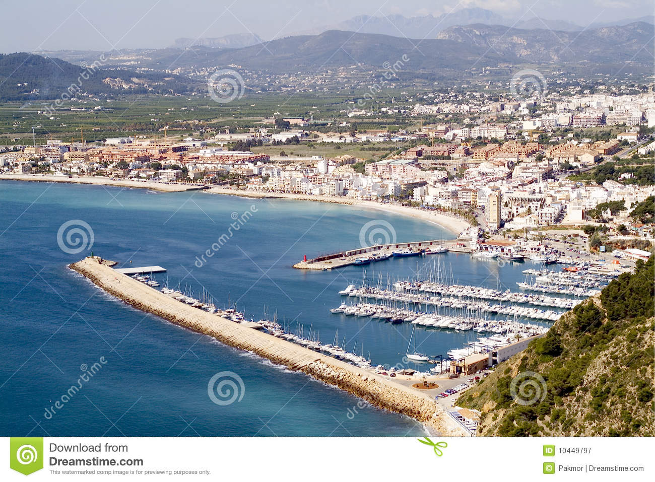 Javea Spain  city photos : Javea Alicante Spain Royalty Free Stock Photography Image ...