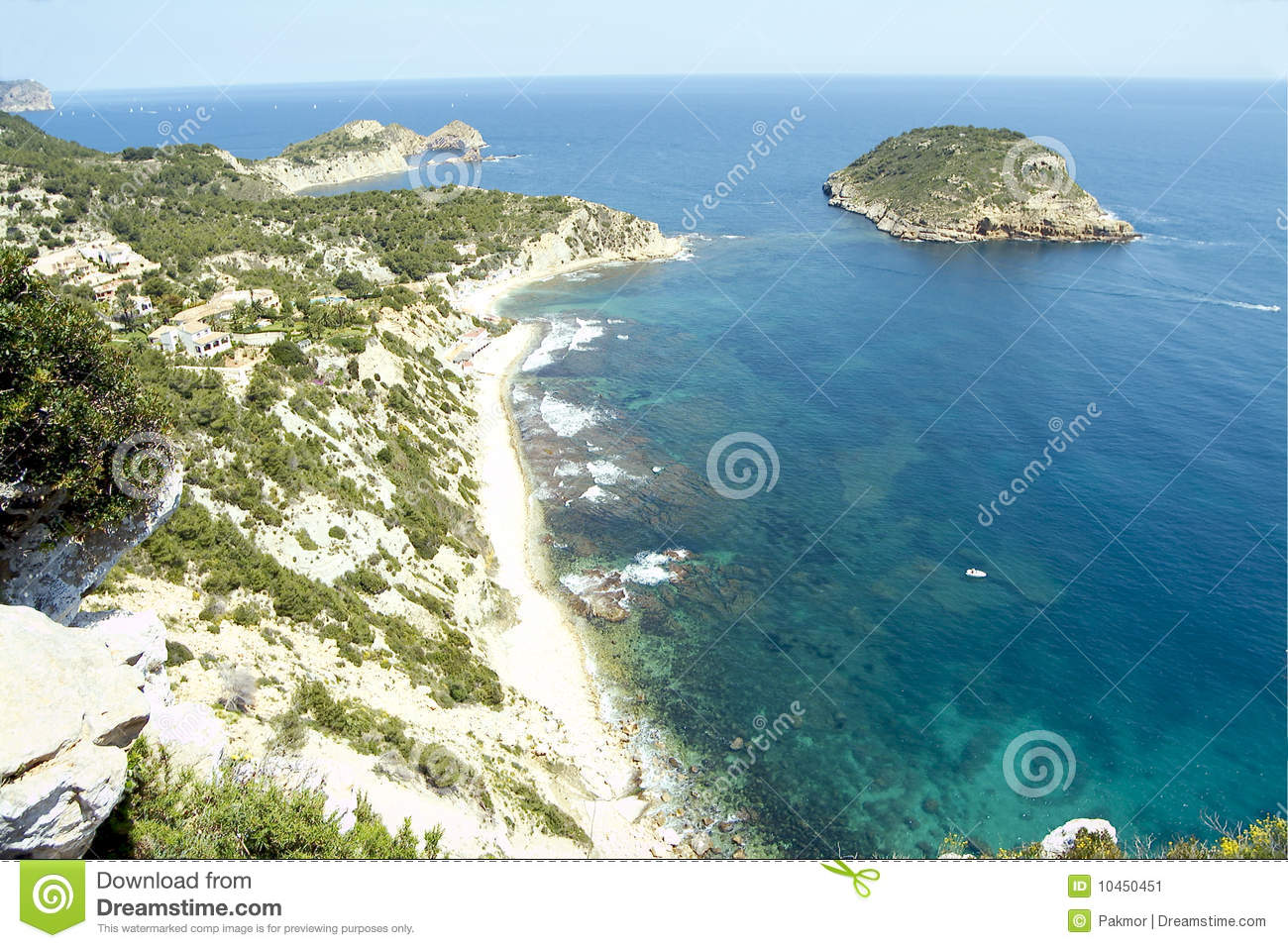 Alicante - Costa Blanca Spain  City new picture : Javea, Costa Blanca. Alicante, Spain Stock Image Image: 10450451