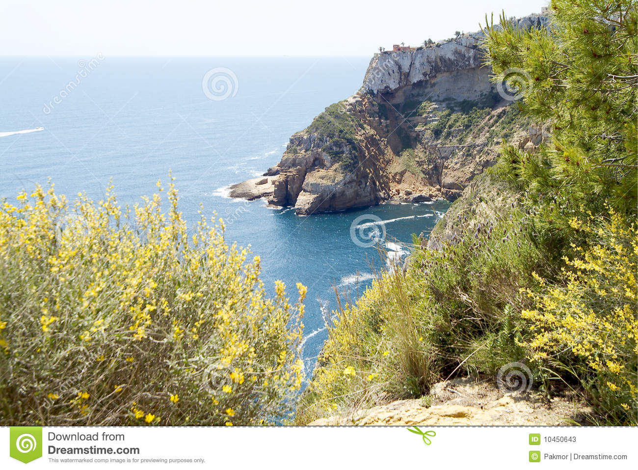 Alicante - Costa Blanca Spain  city images : Javea, Costa Blanca. Alicante, Spain Stock Photos Image: 10450643