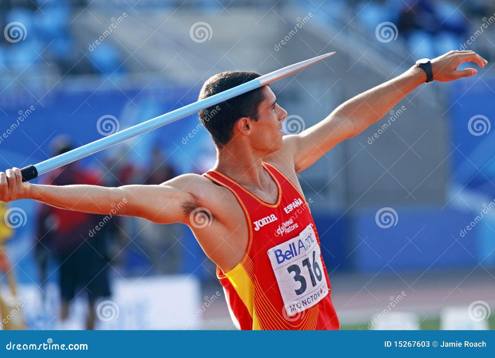 Javelin Throw Spain Jo...