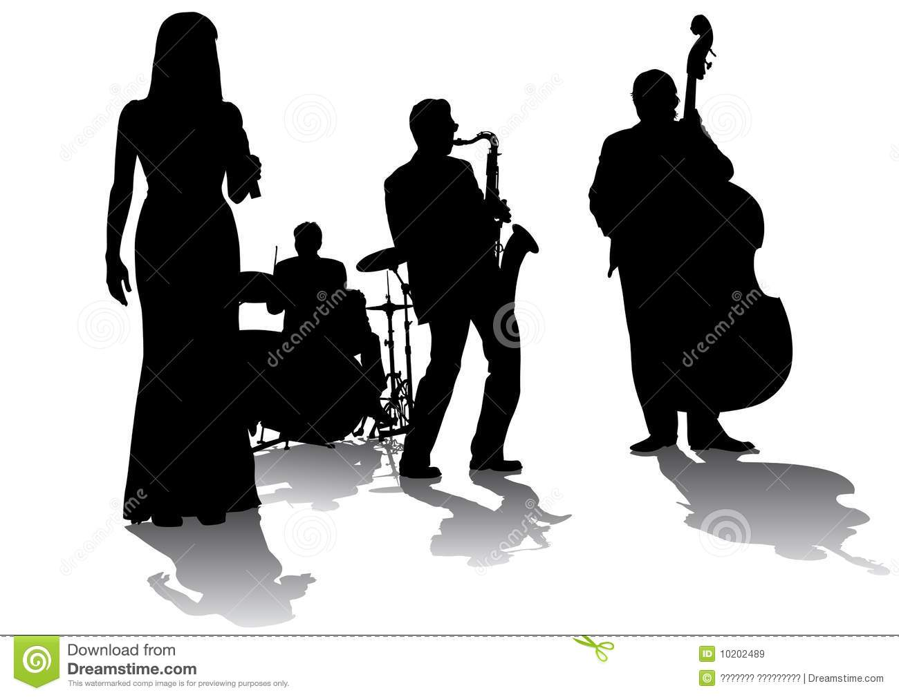 Jazz Concert Royalty Free Stock Images Image 10202489