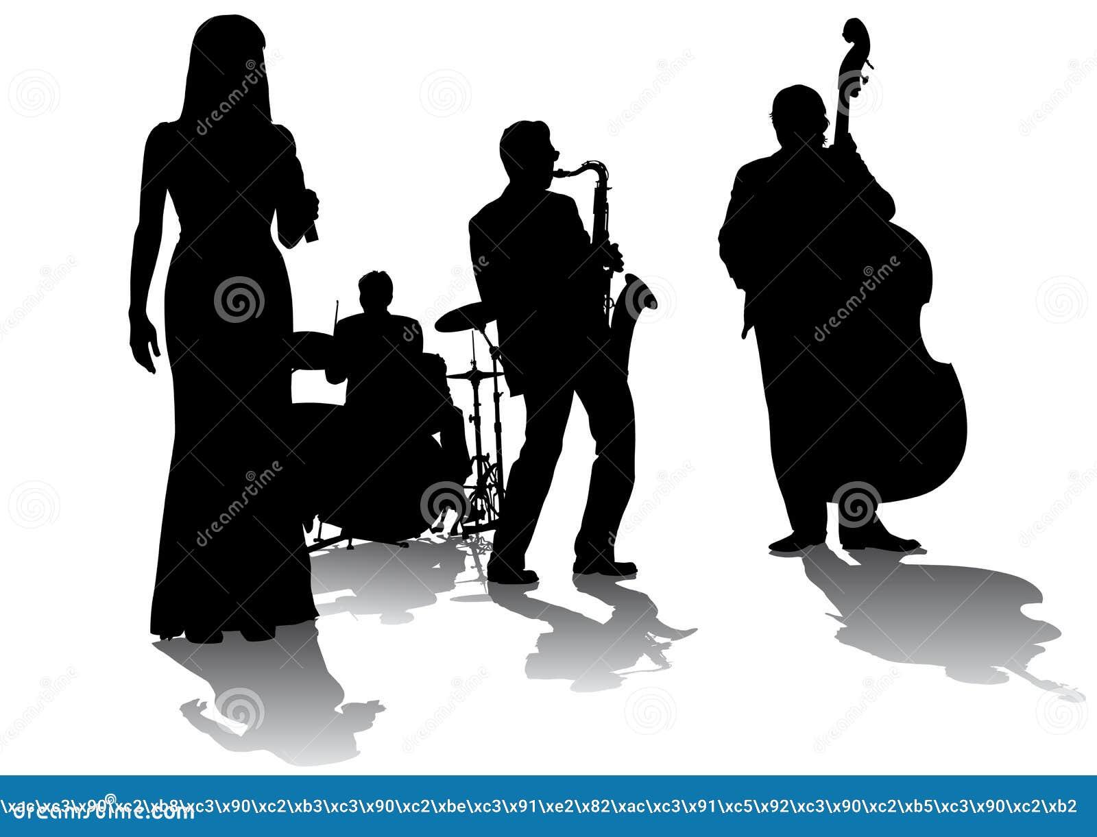 Band Concert Clipart Jazz concert