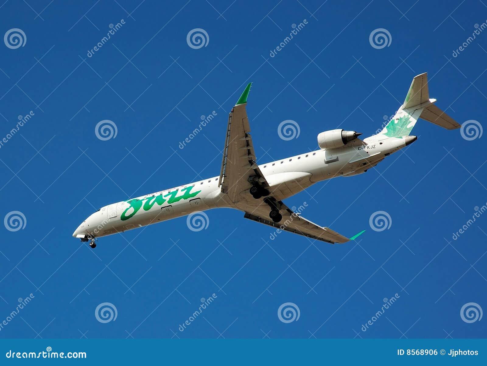 Branchement d'avion
