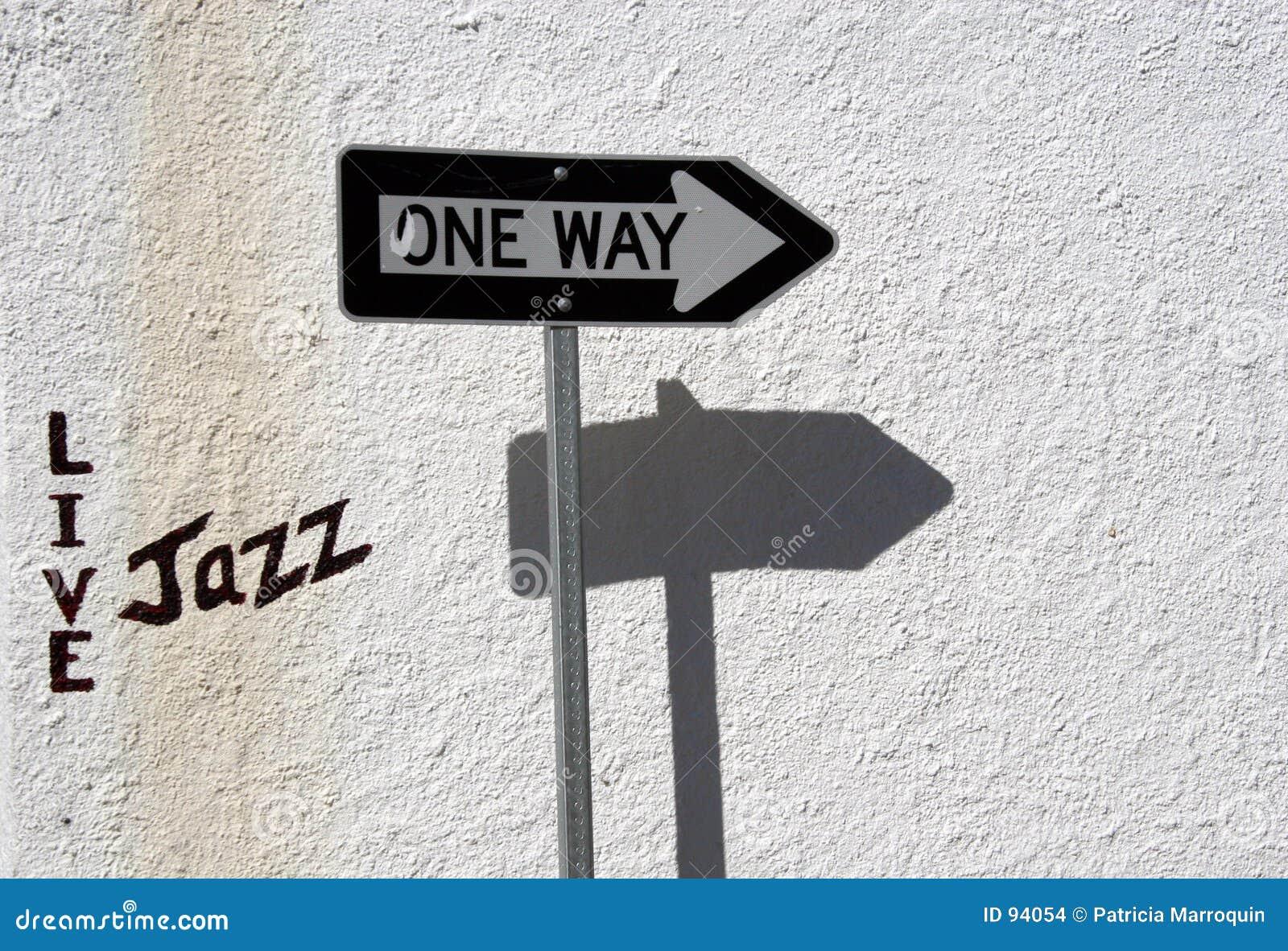 Jazz sous tension de cette façon