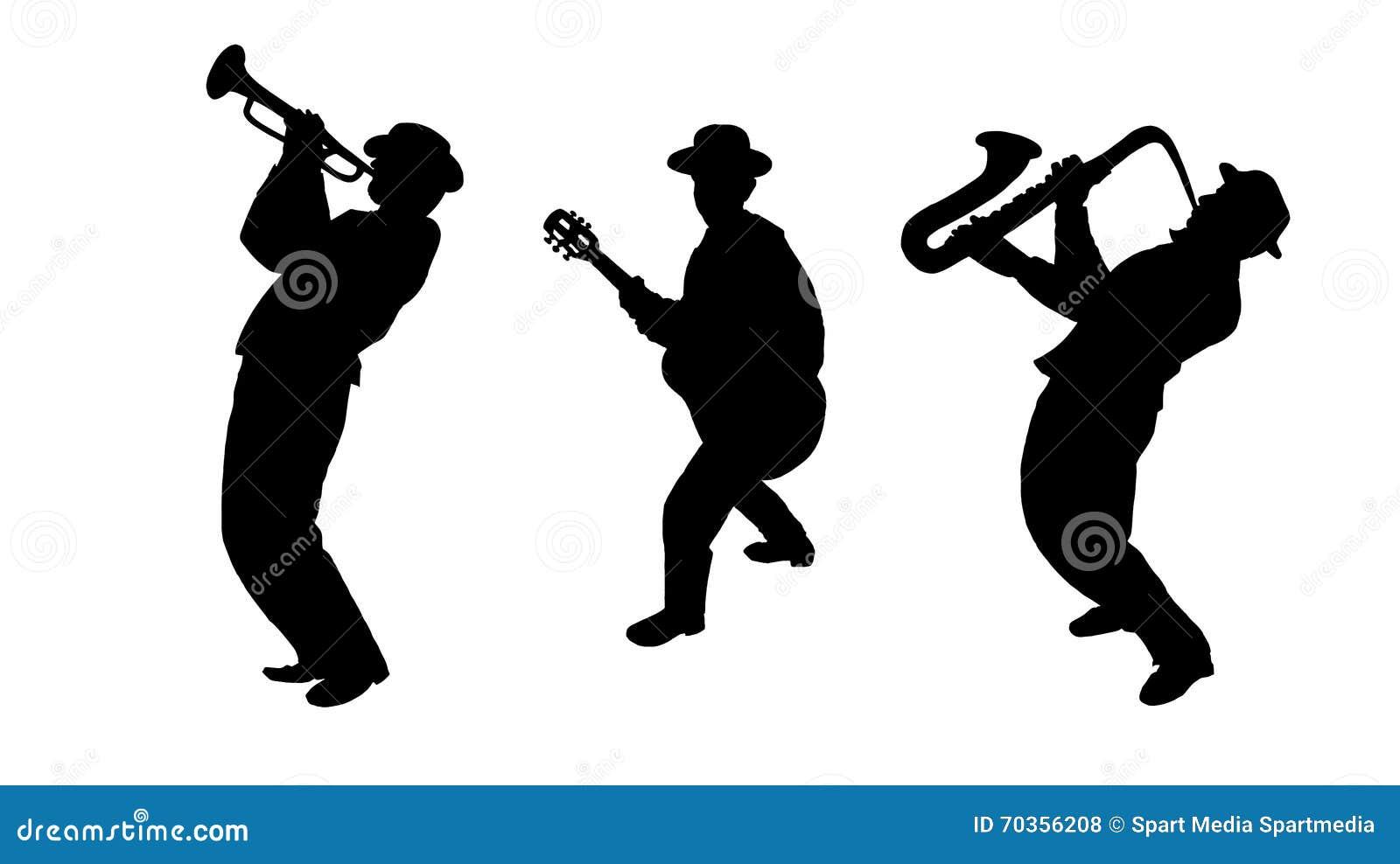 Jazz Trio Musicians