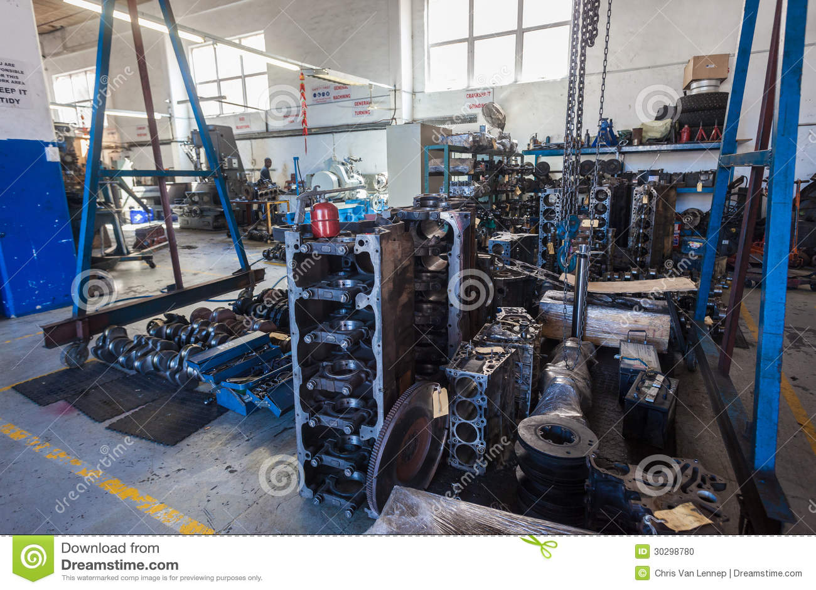 engine machine shop prices