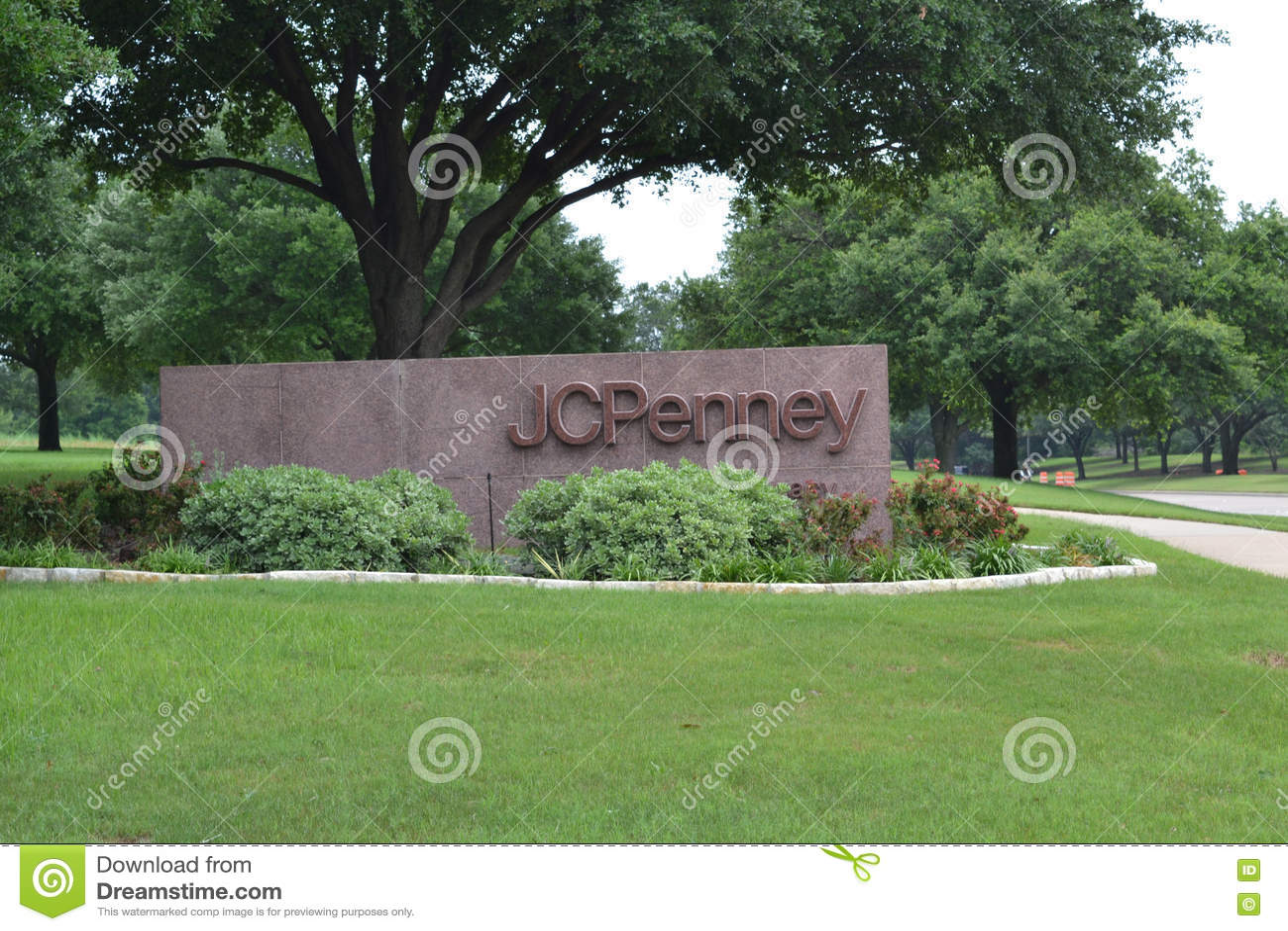 JC Penney Corporate Headquarters dans Plano le Texas