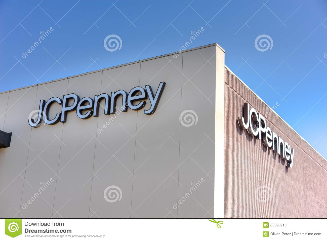 df606d414 JC Penney editorial image. Image of discount