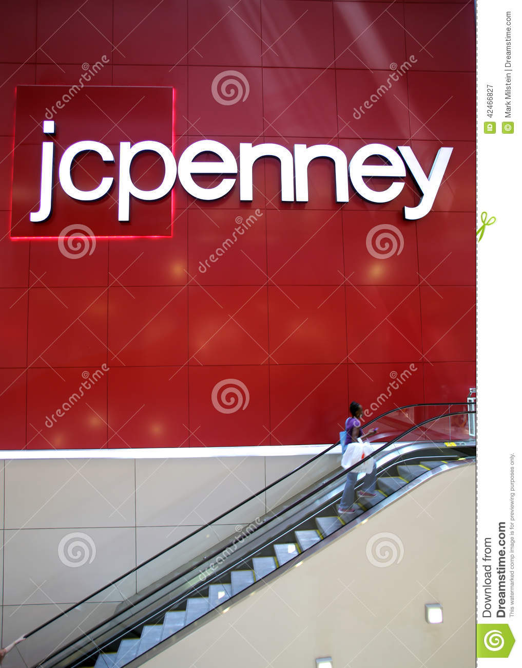 JC Penny Department Store