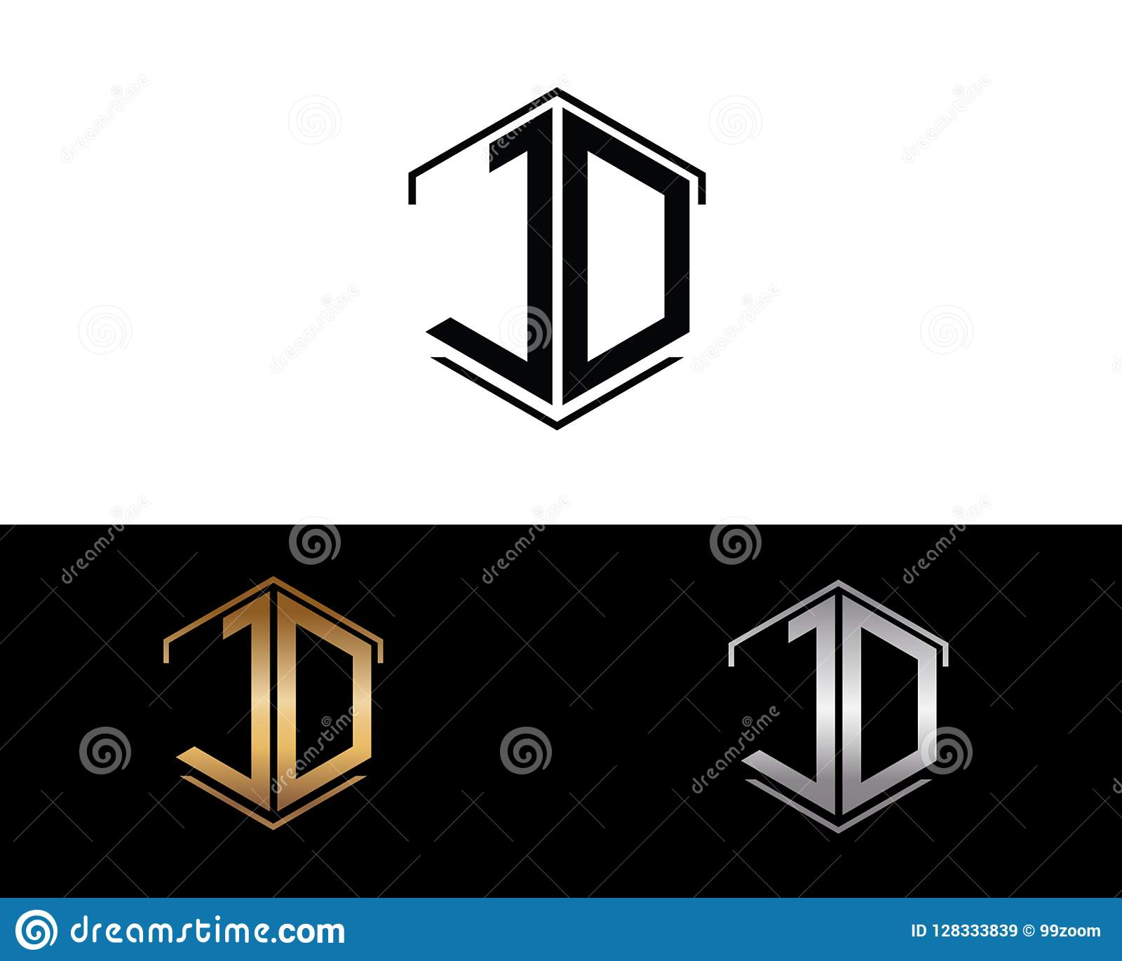 23+ Art Jd Logo Design