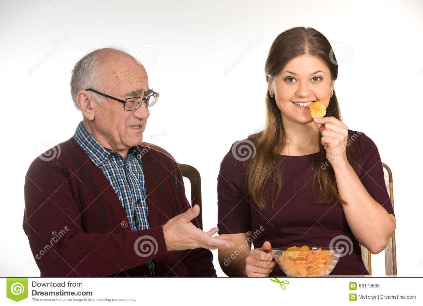 Jeść frytki