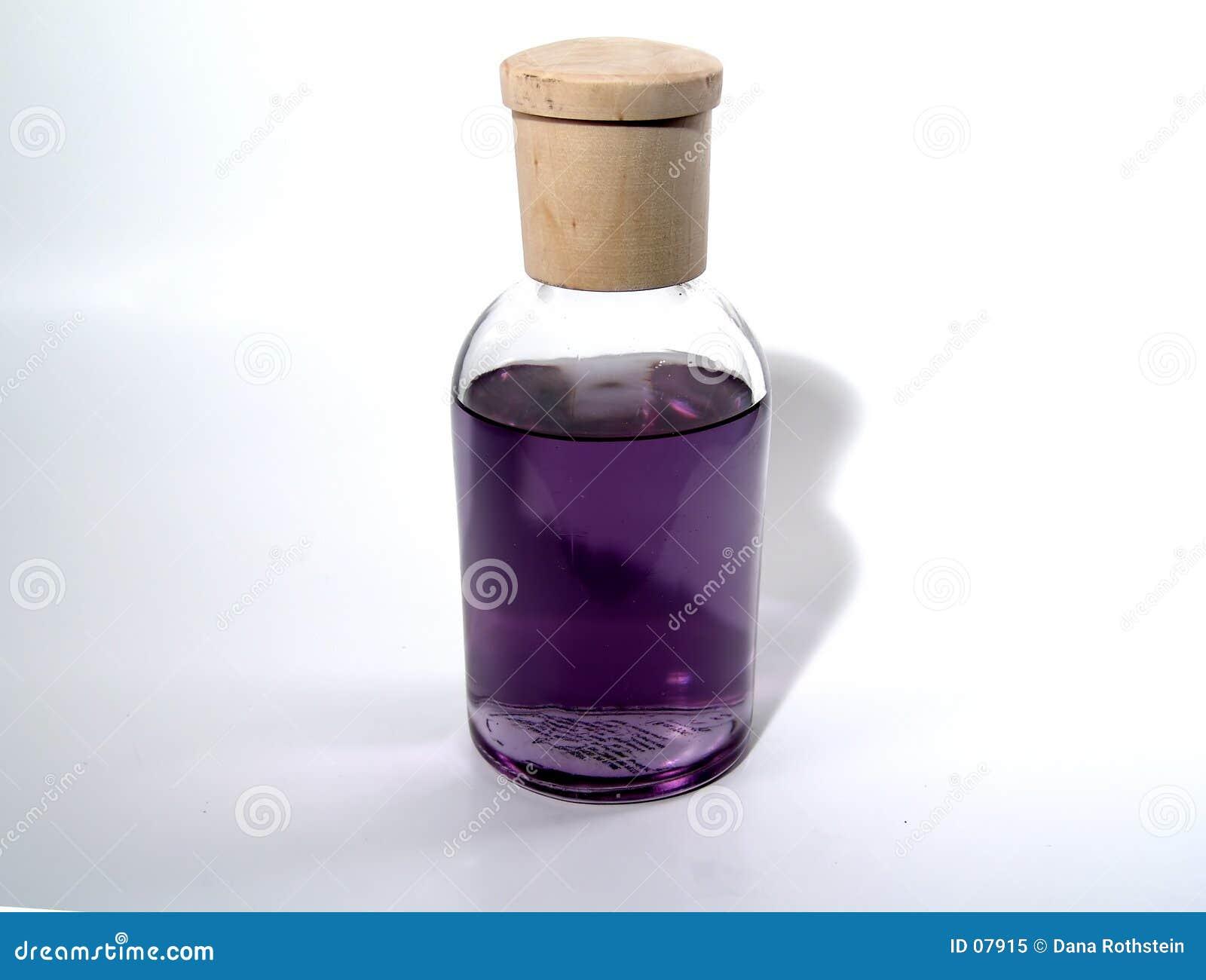 Jeśli butelka kadzidło