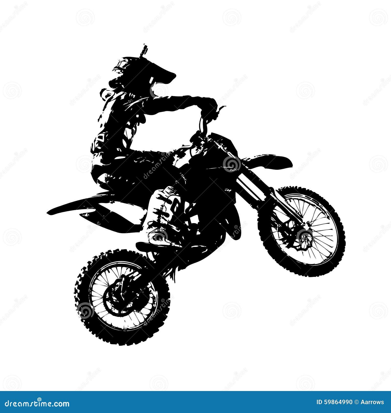 je dziec uczestniczy motocross mistrzostwo wektor ilustracja wektor ilustracja z o onej z. Black Bedroom Furniture Sets. Home Design Ideas