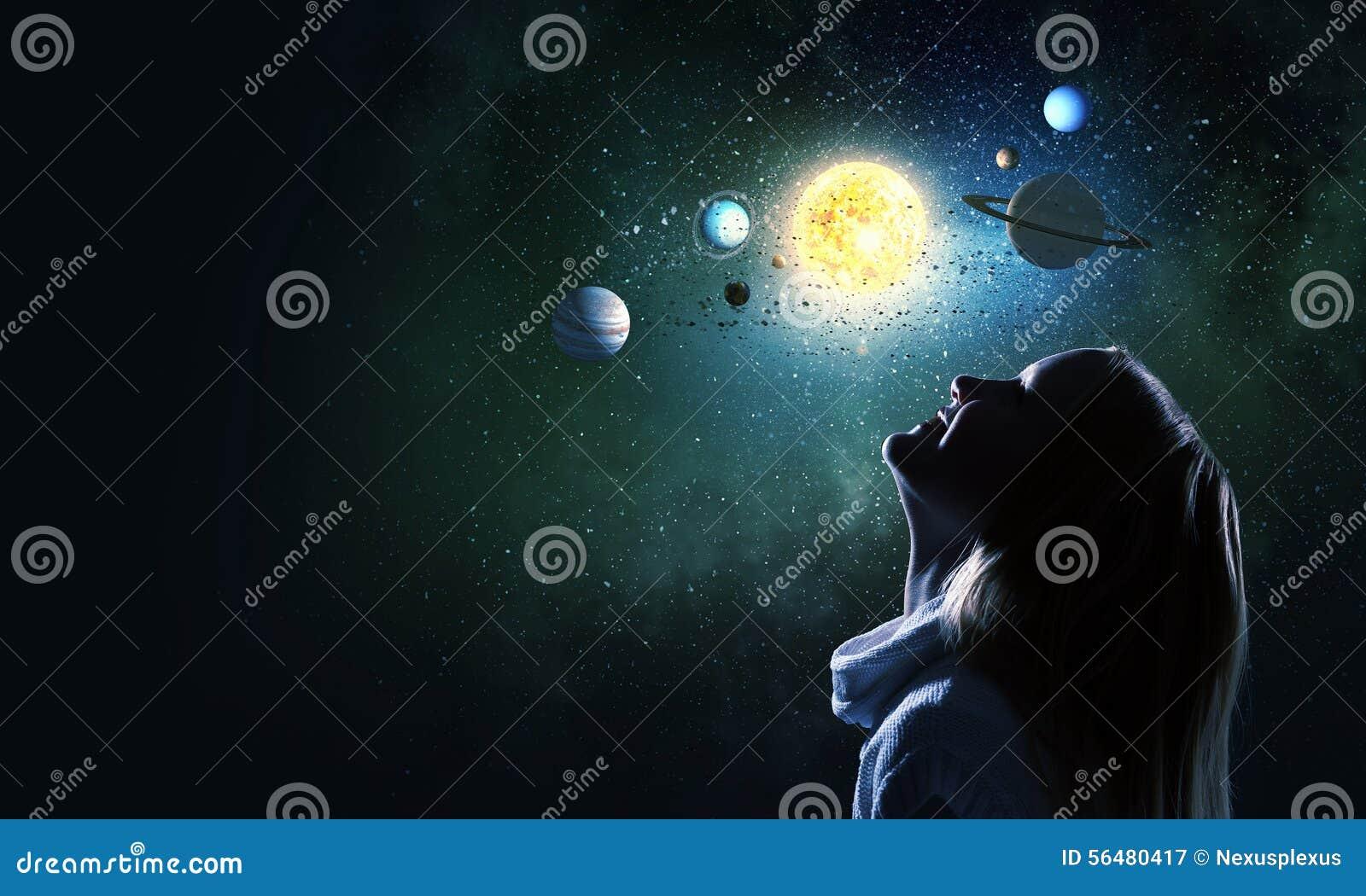 Je serai astronaute