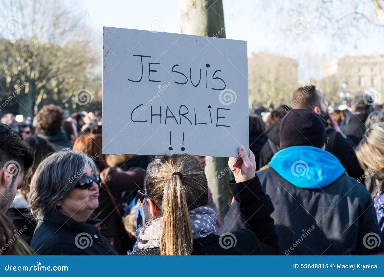 Je-suis Charlie-Äusserung