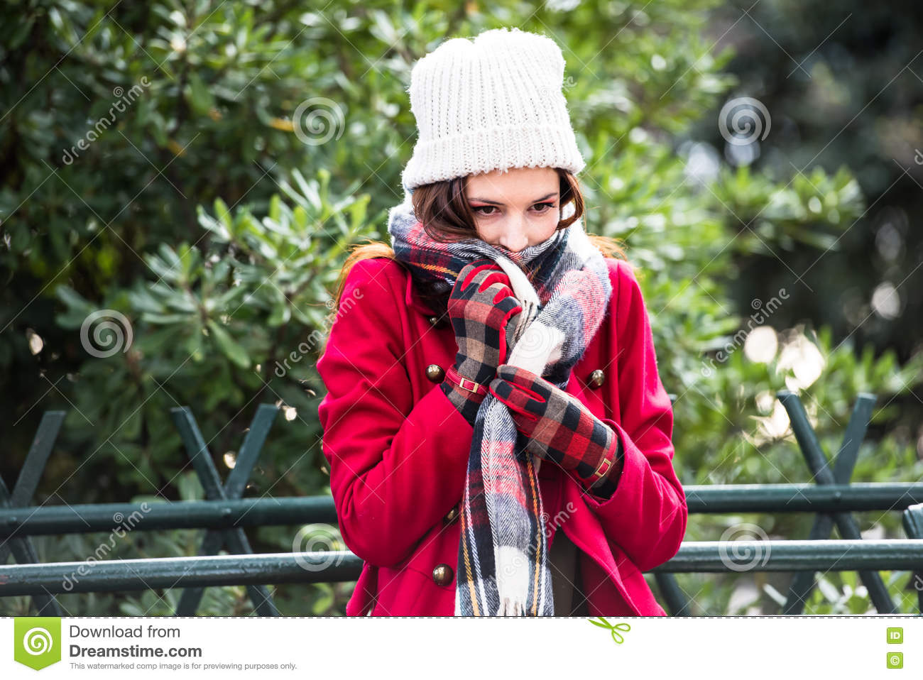 Je suis froid