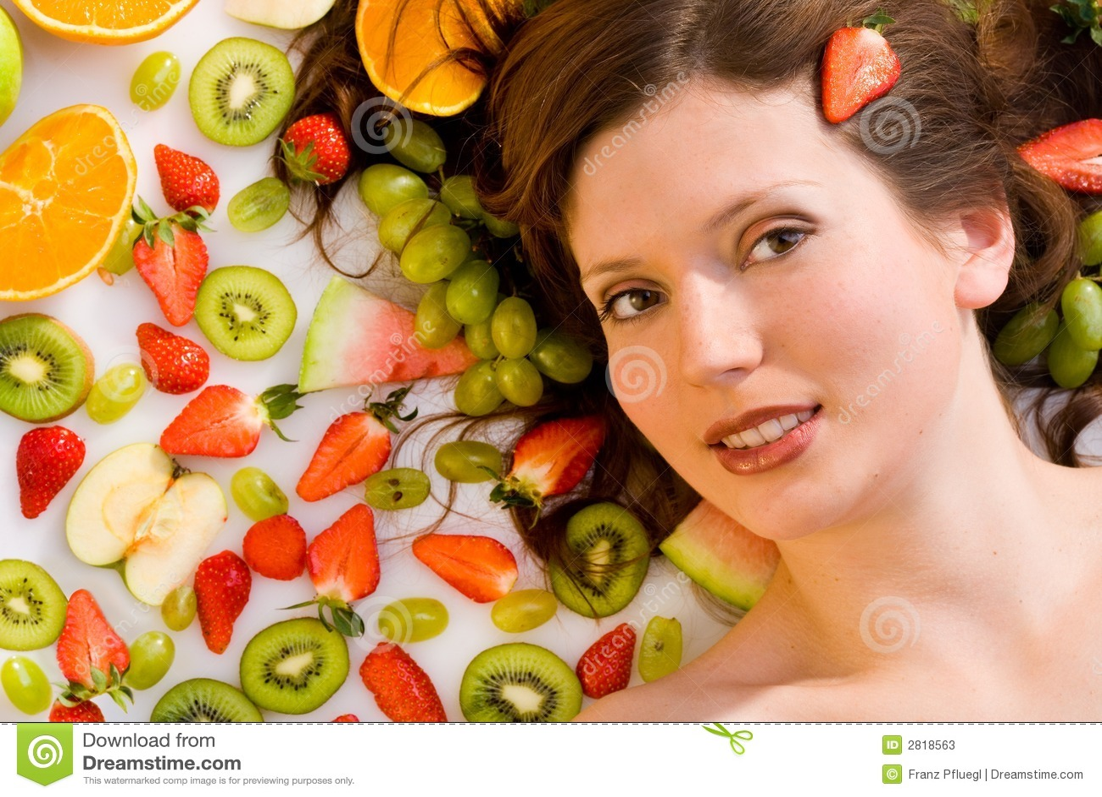 Je suis un fruit