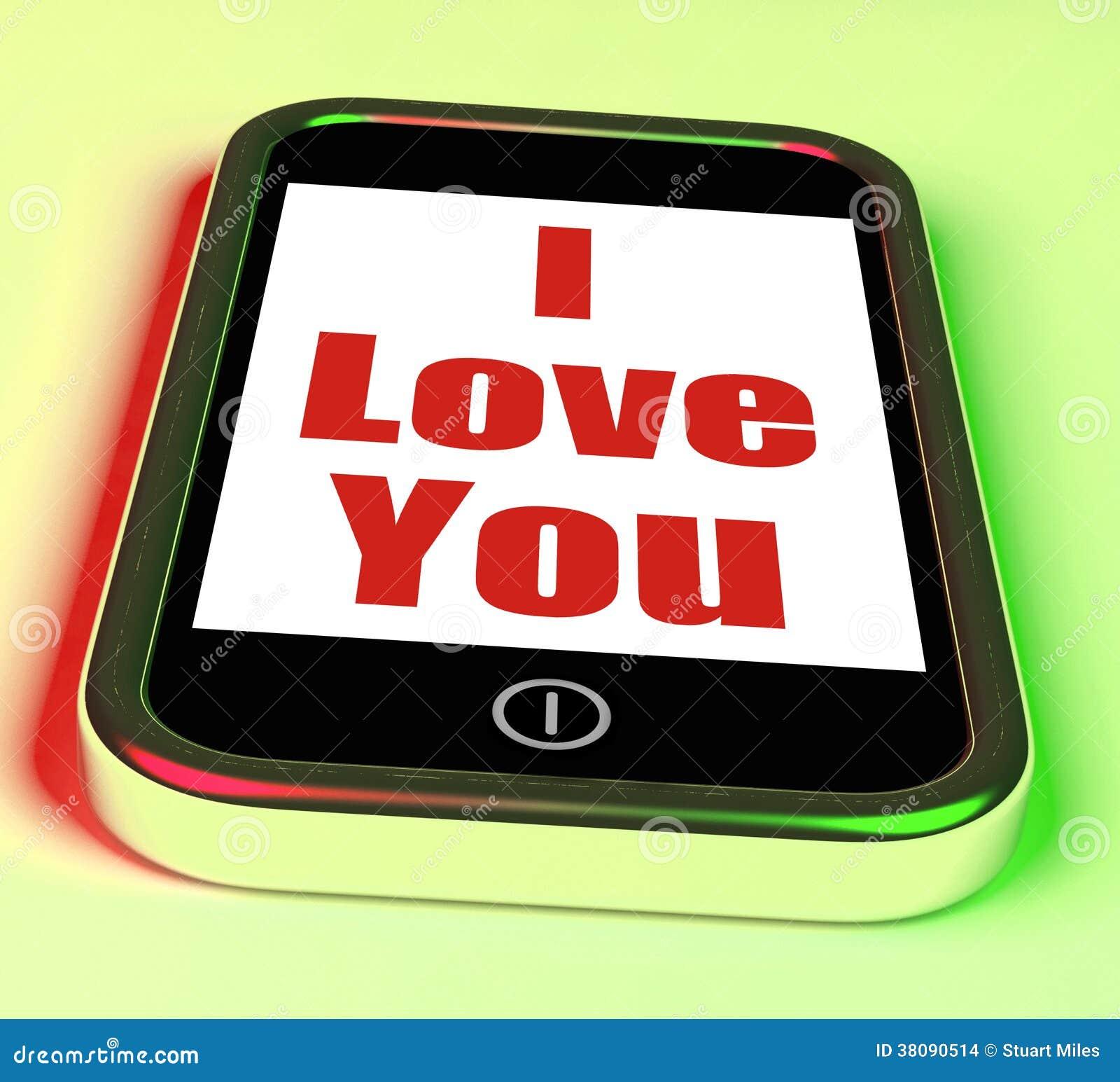 Je t aime au téléphone les expositions adorent Romance