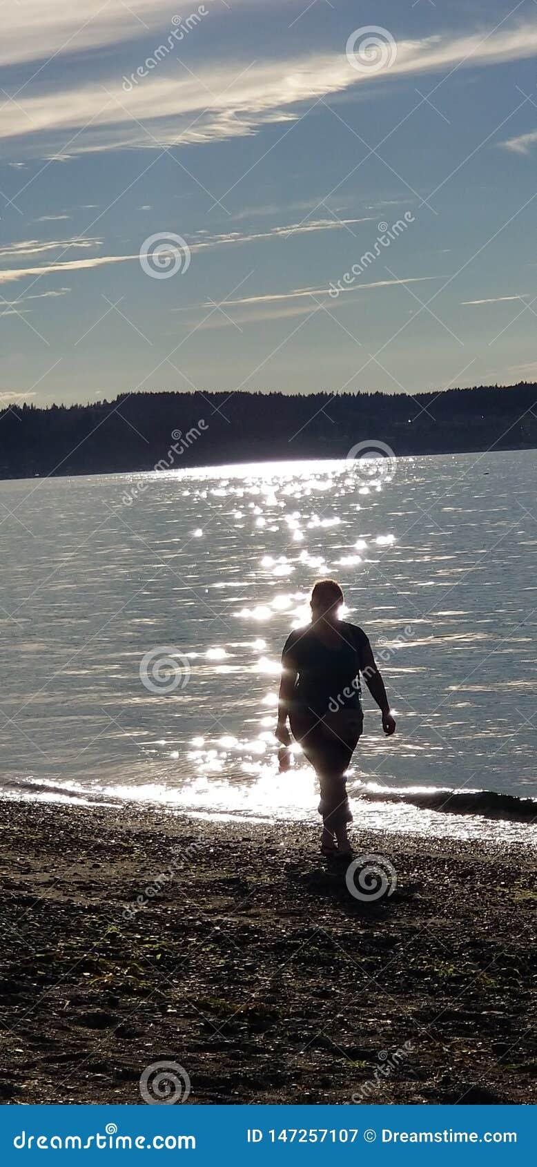 Je veux être une sirène et un bain avec les poissons aucune inquiétudes