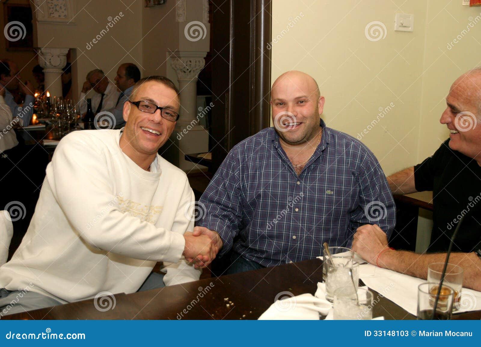 Jean-Claude Van Damme editorial stock photo  Image of movie