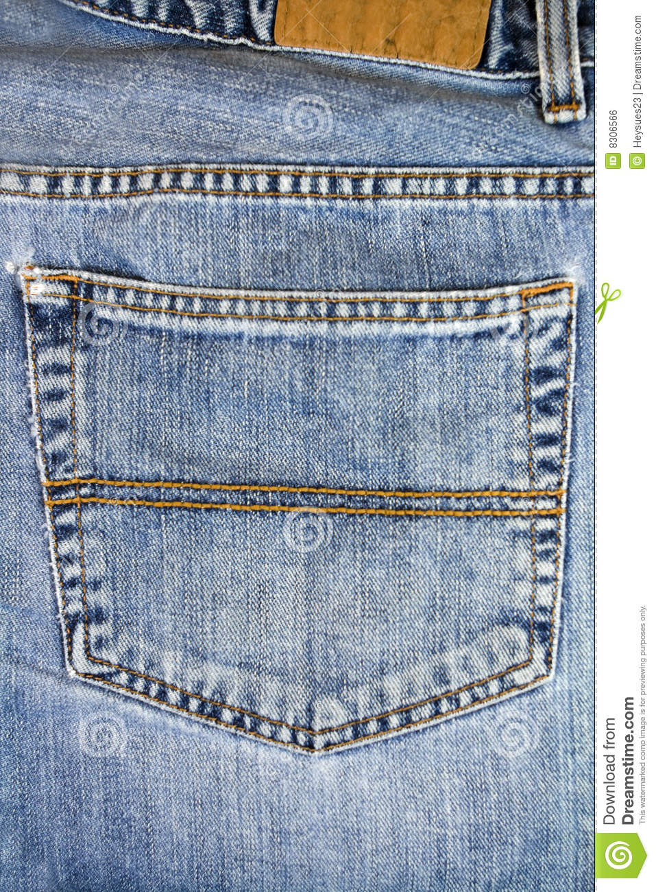 Jean pocket background stock photo. Image of color clothes - 8306566