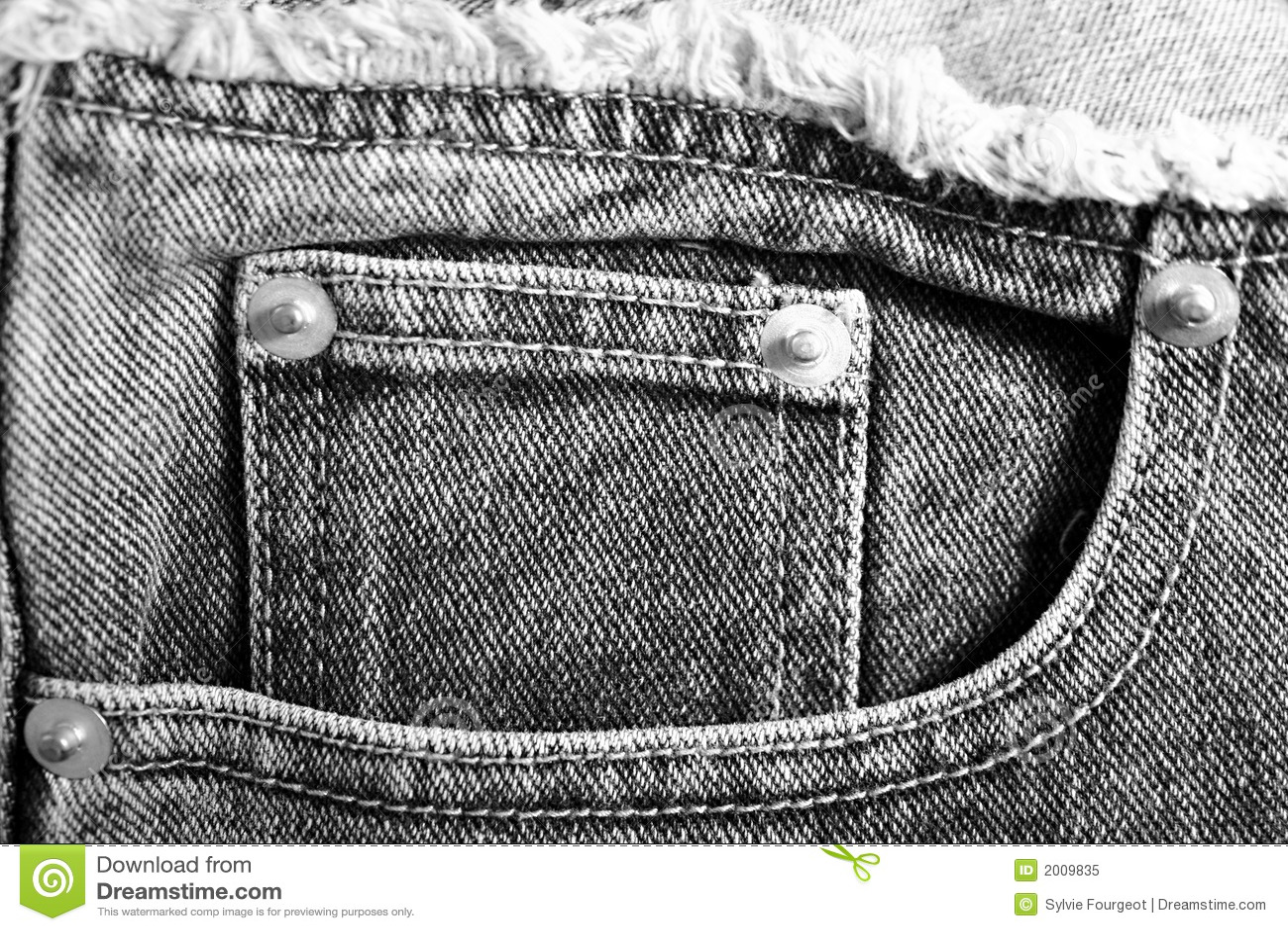 Jean pockets s