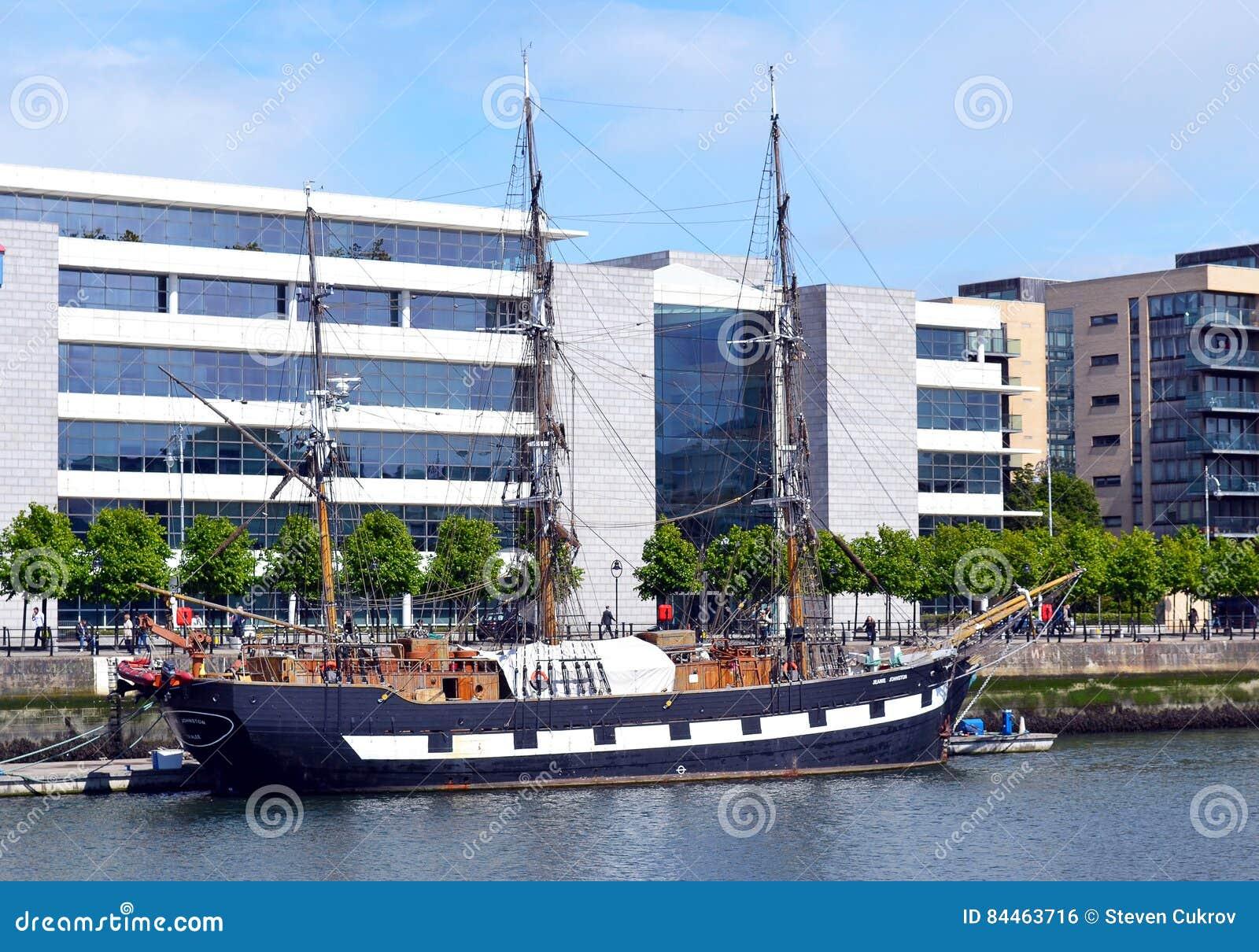 Jeanie Johnson Sailing-schip