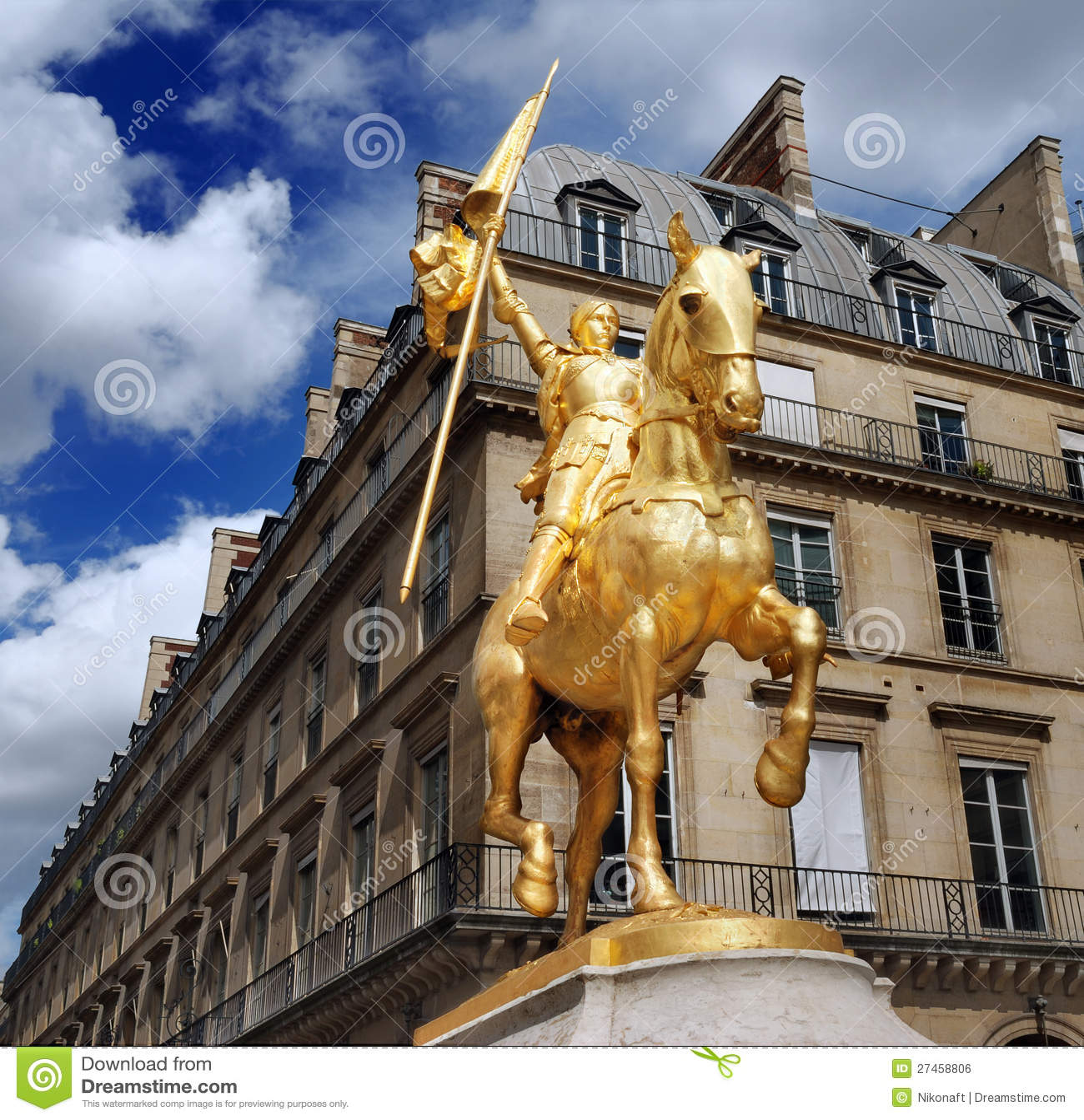 Jeanne D Arc。