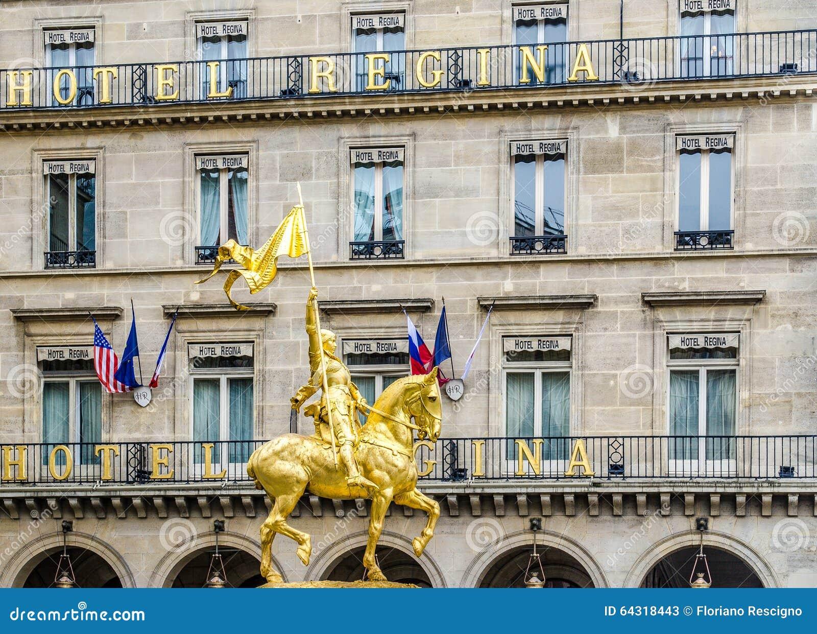 Jeanne d Arc, Paris, France