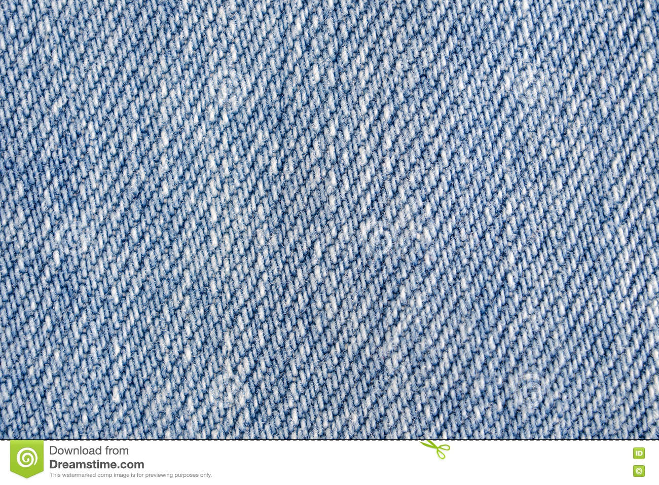 jeans background light blue denim fabric texture stock