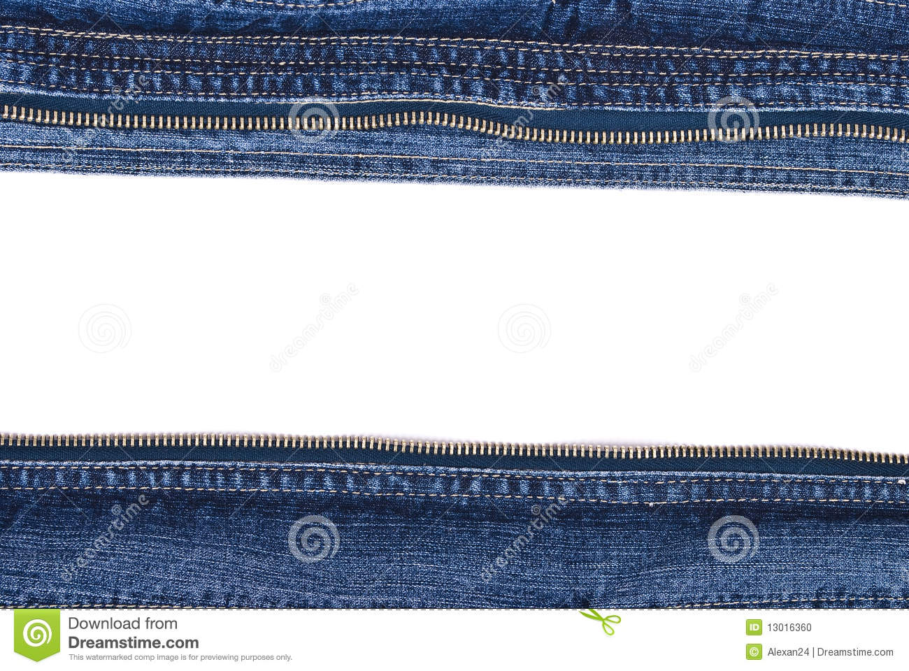 Clip Art Blue Jean Day: Jeans Border Stock Photo. Image Of Strap, Label, Fabric