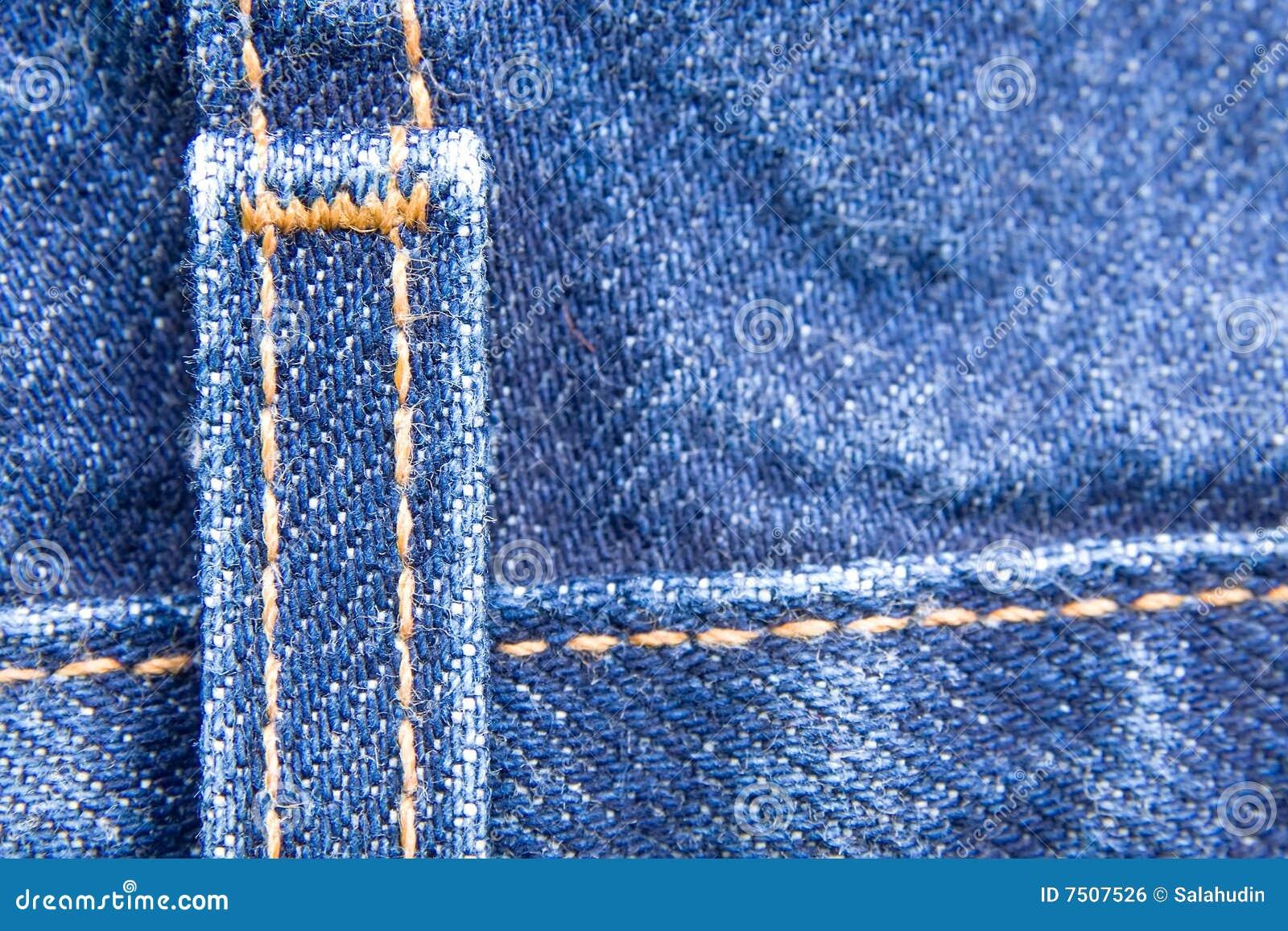 Jeans de fond