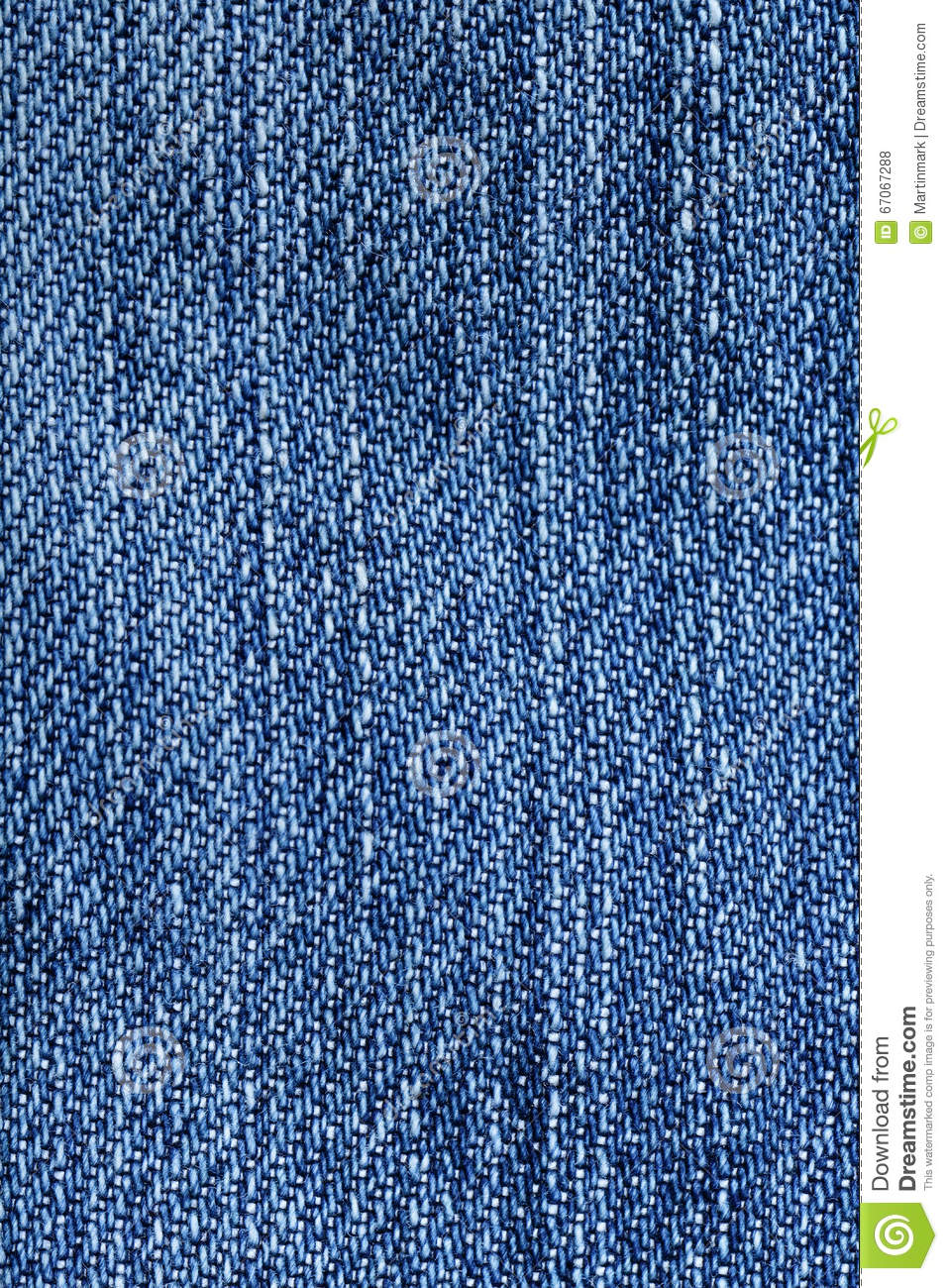 3adf6afbdc0a Jeans fabric background. Worn jean pants closeup of faded blue denim weave  texture with vertical weave lines useful for elements of illustration