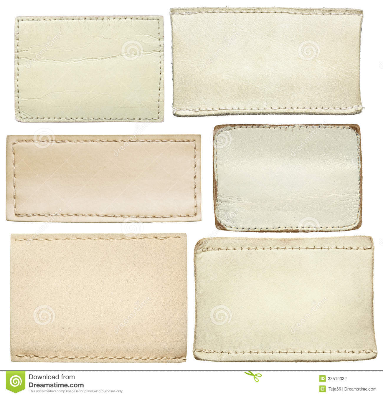 Jeans labels stock photo image of nobody empty detail for Blank label clothing