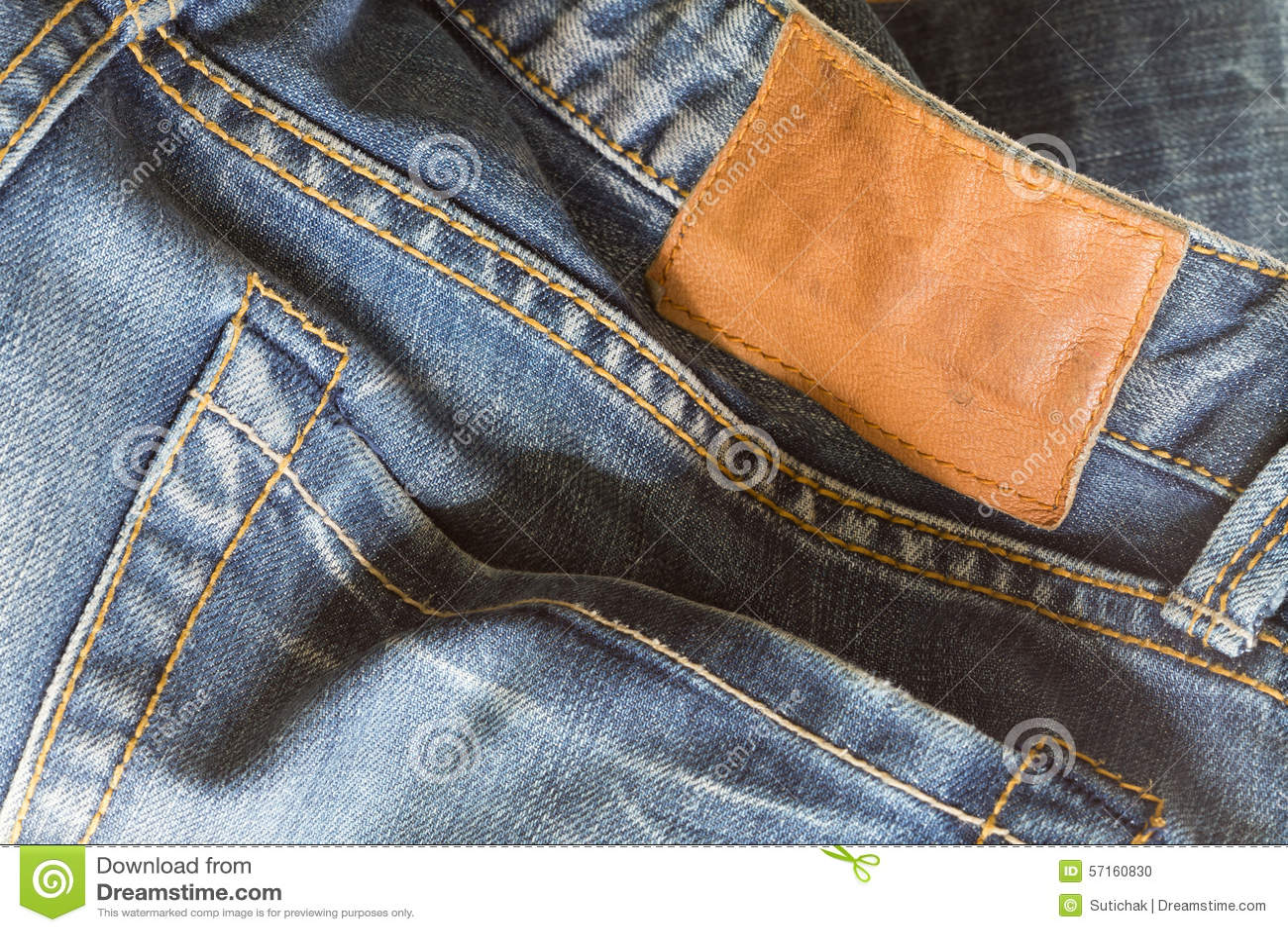 Brown Pants Royalty-Free Stock Photo