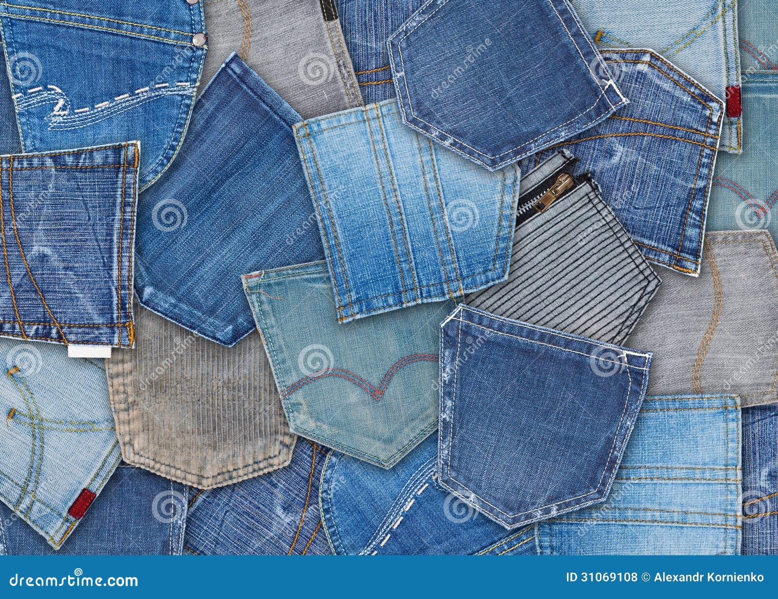Jeans Pocket Royalty Free Stock Photos - Image 31069108