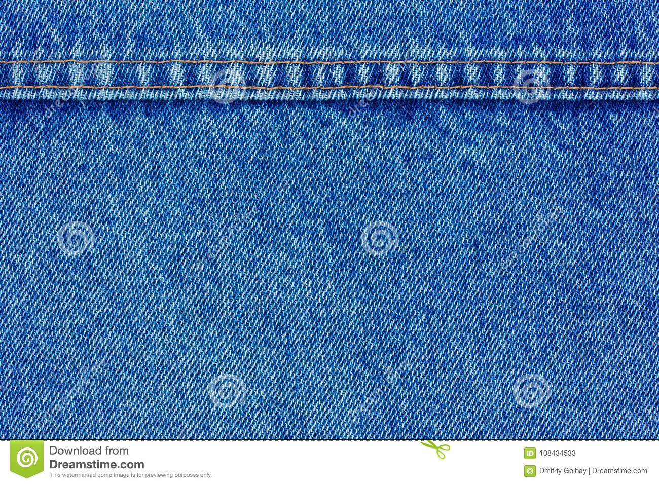 jeans texture background with seams stock image image of fashion
