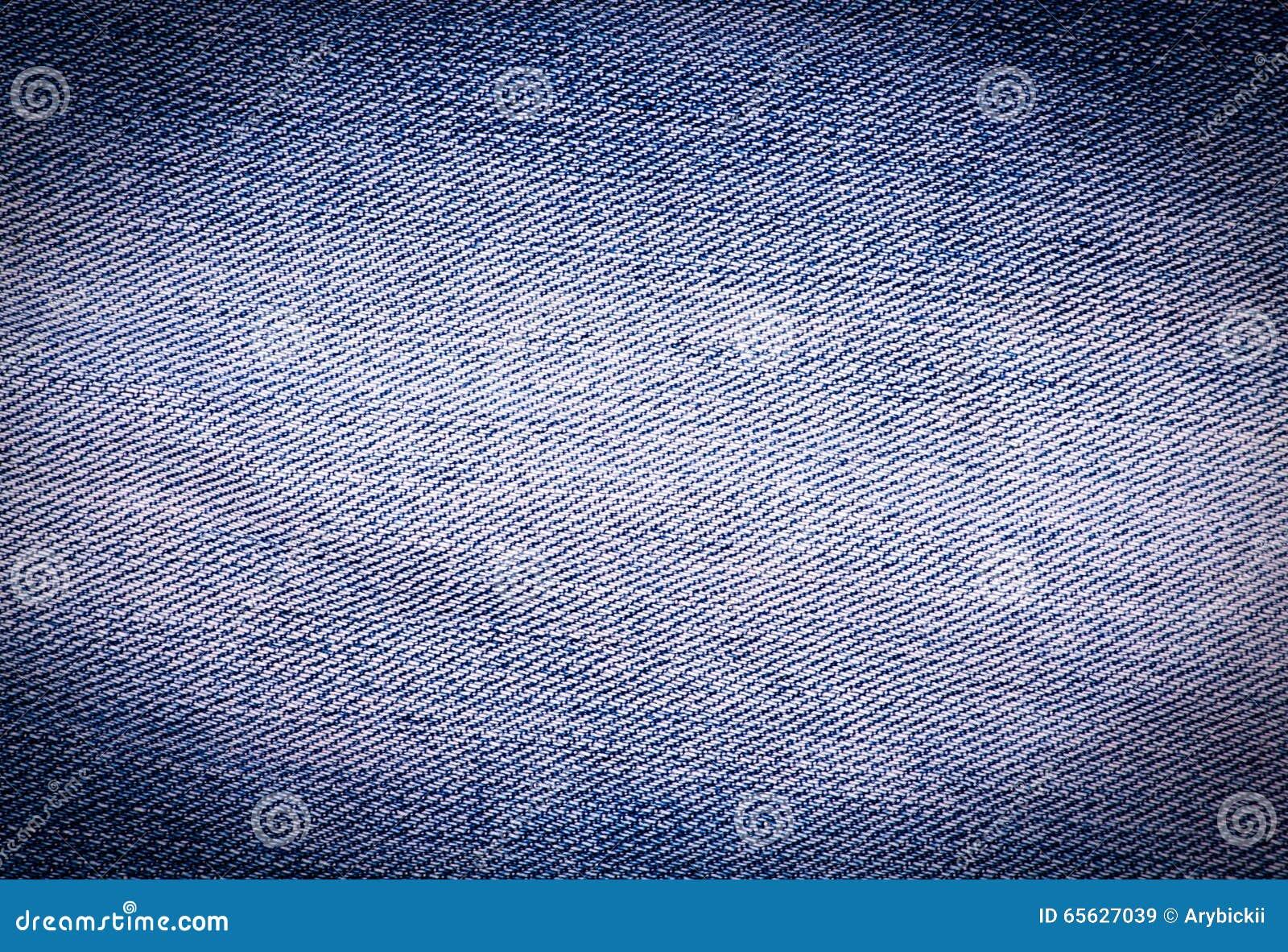 Jeans utilisés par bleu texturisé rayé