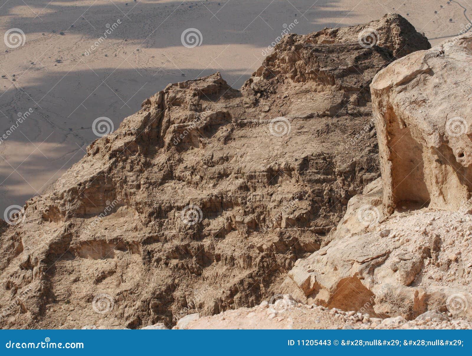 Jebel Hafeet Mountains