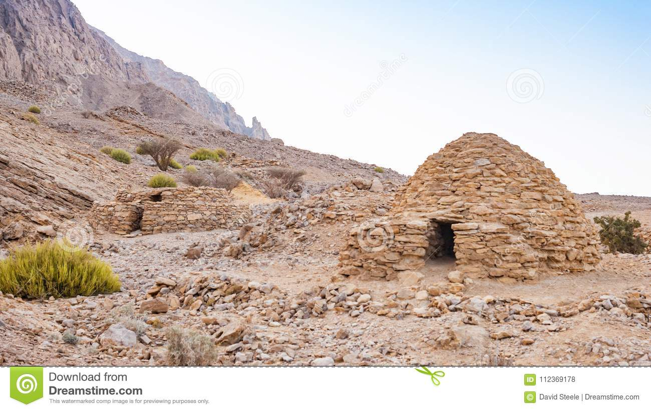 Jebel Hafeet Tombs