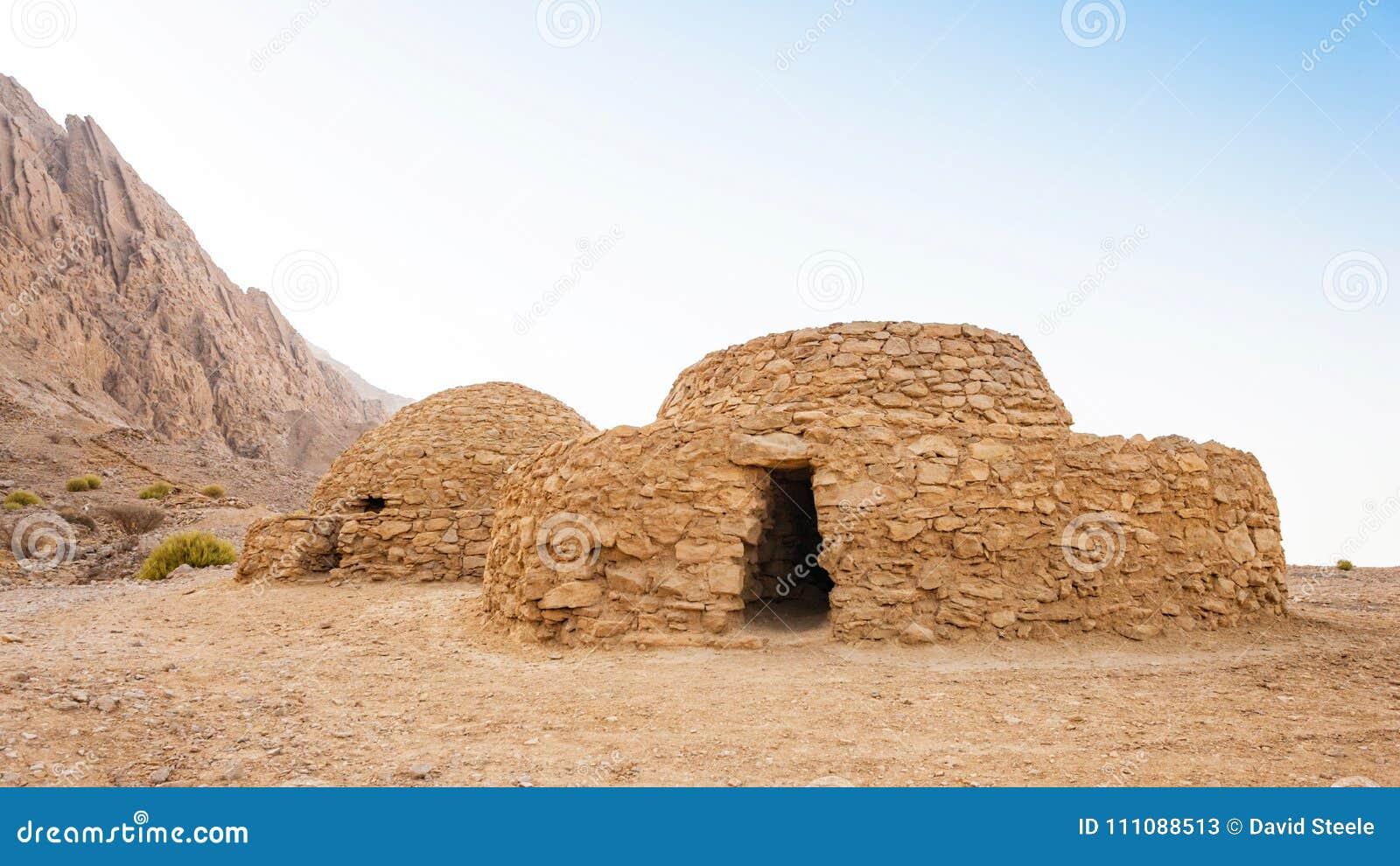 Jebel Hafeet Tombs in the UAE