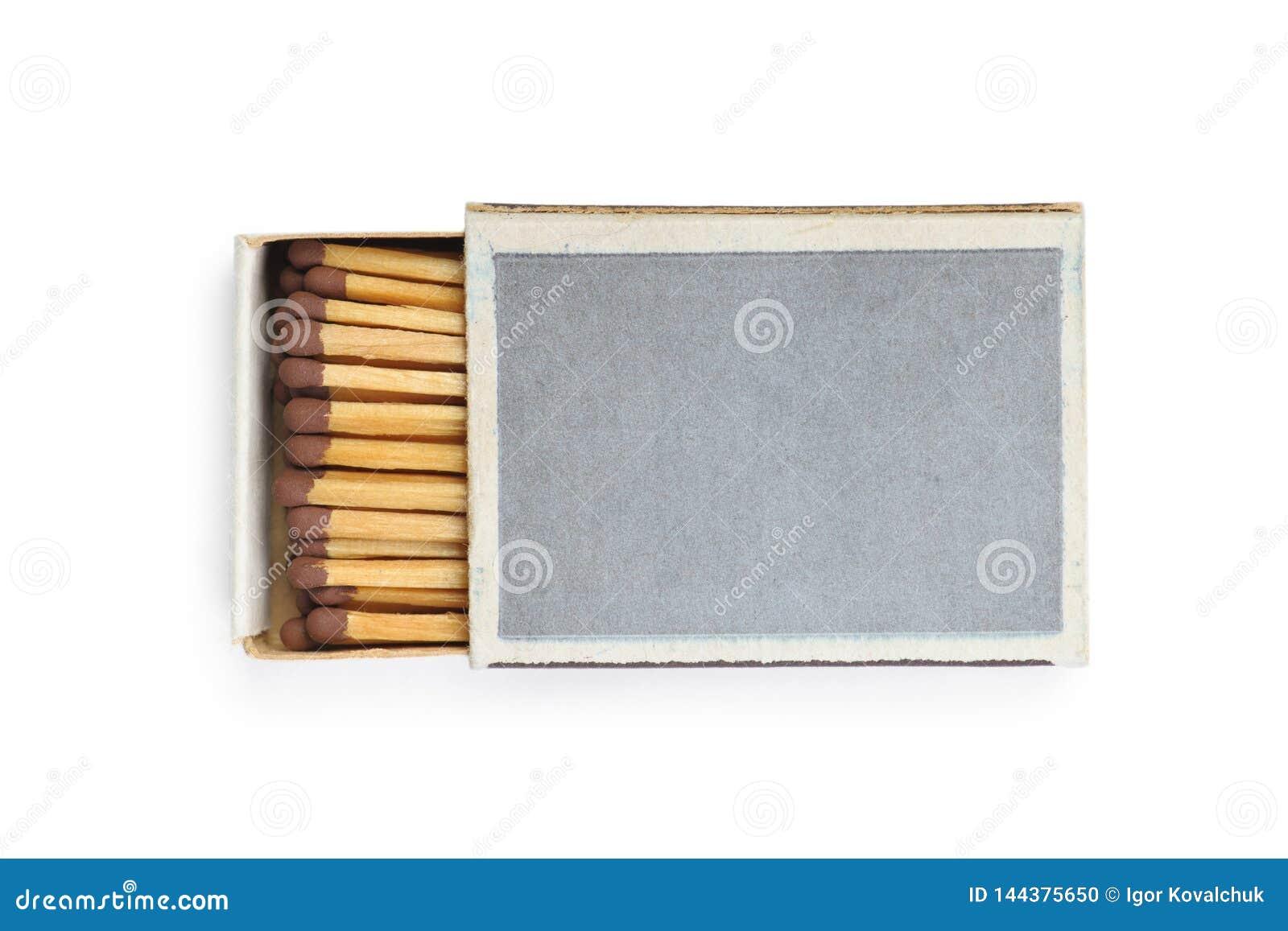 Jeden matchbox odizolowywający