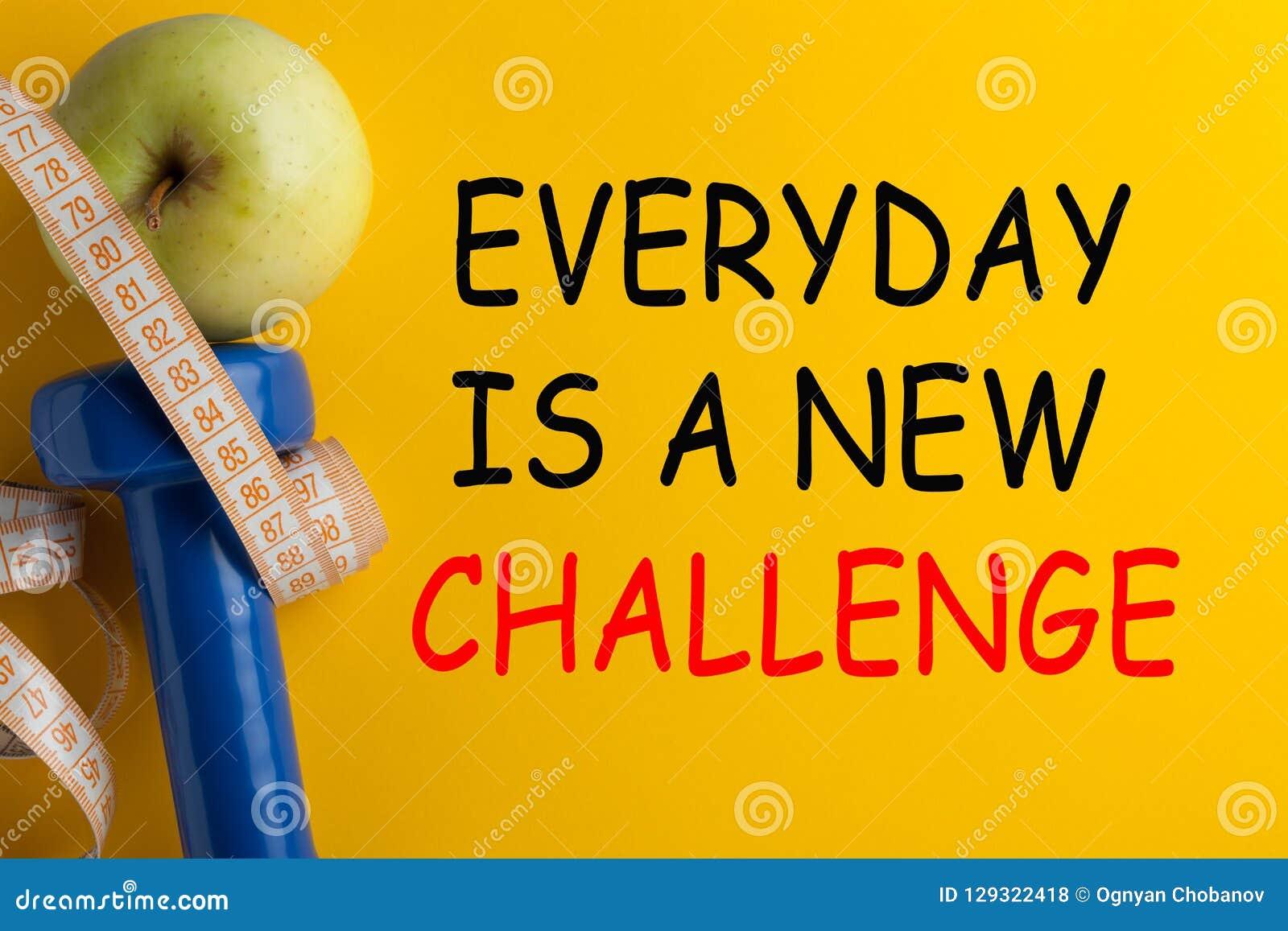 Eine Herausforderung