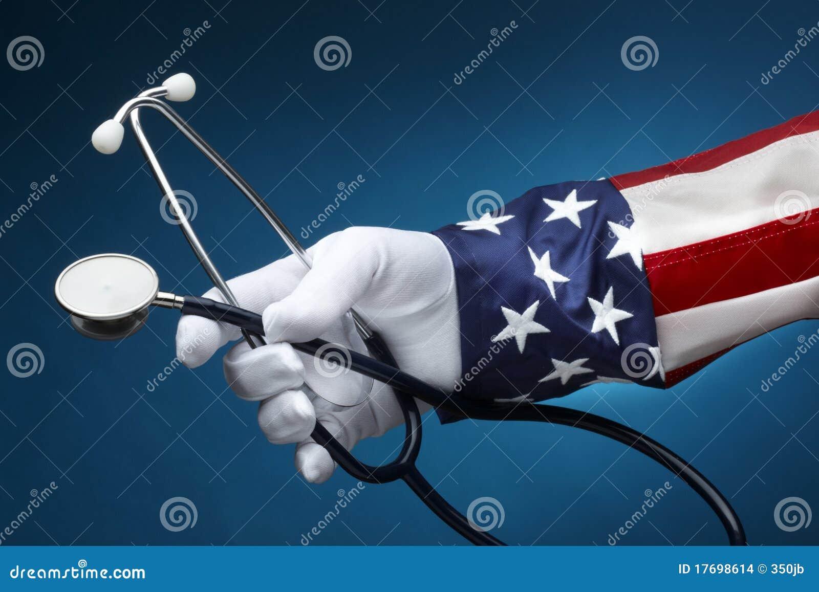 Jednoczący opieka zdrowotna stan