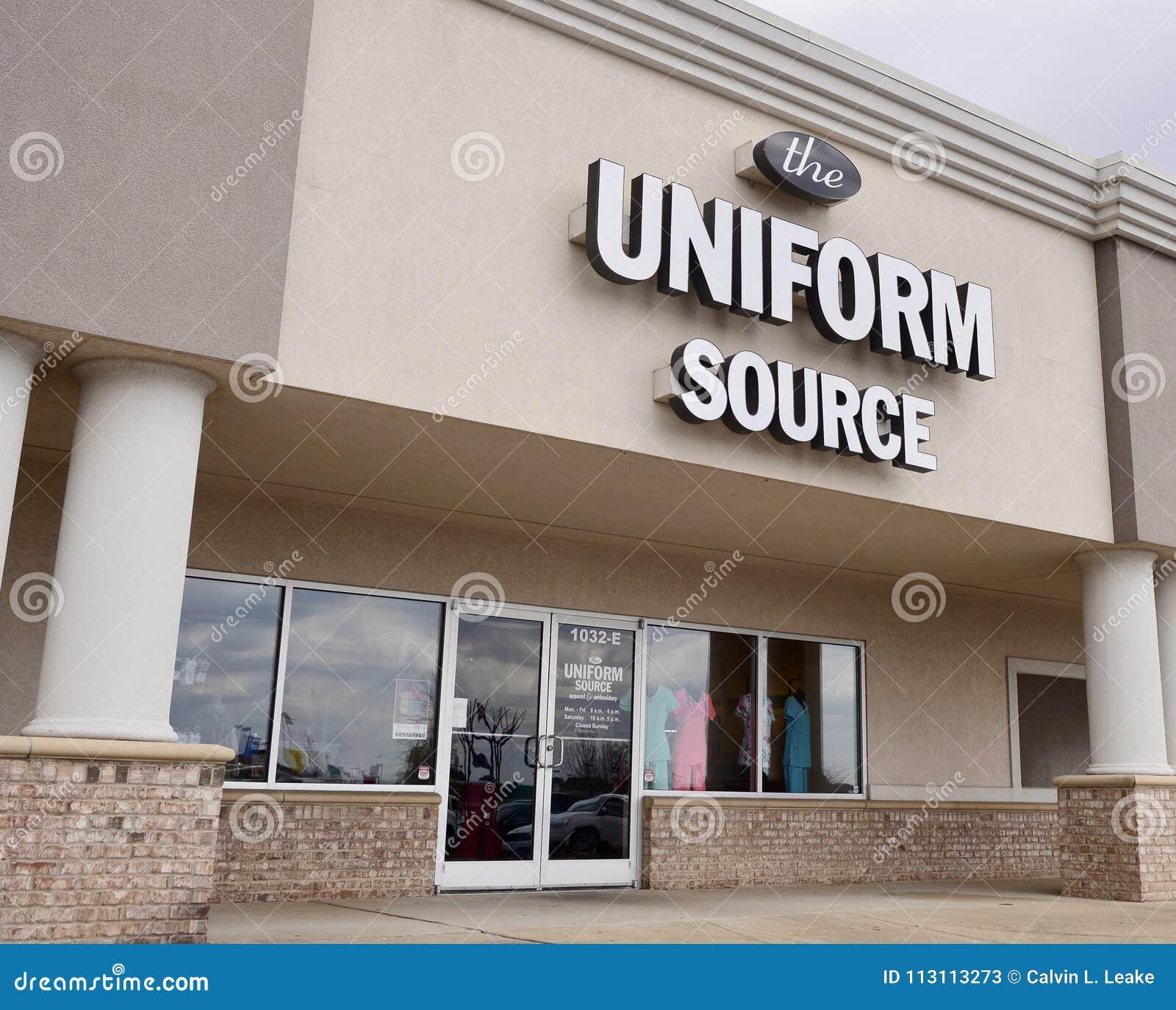 Jednolita źródło witryna sklepowa, Jackson, TN