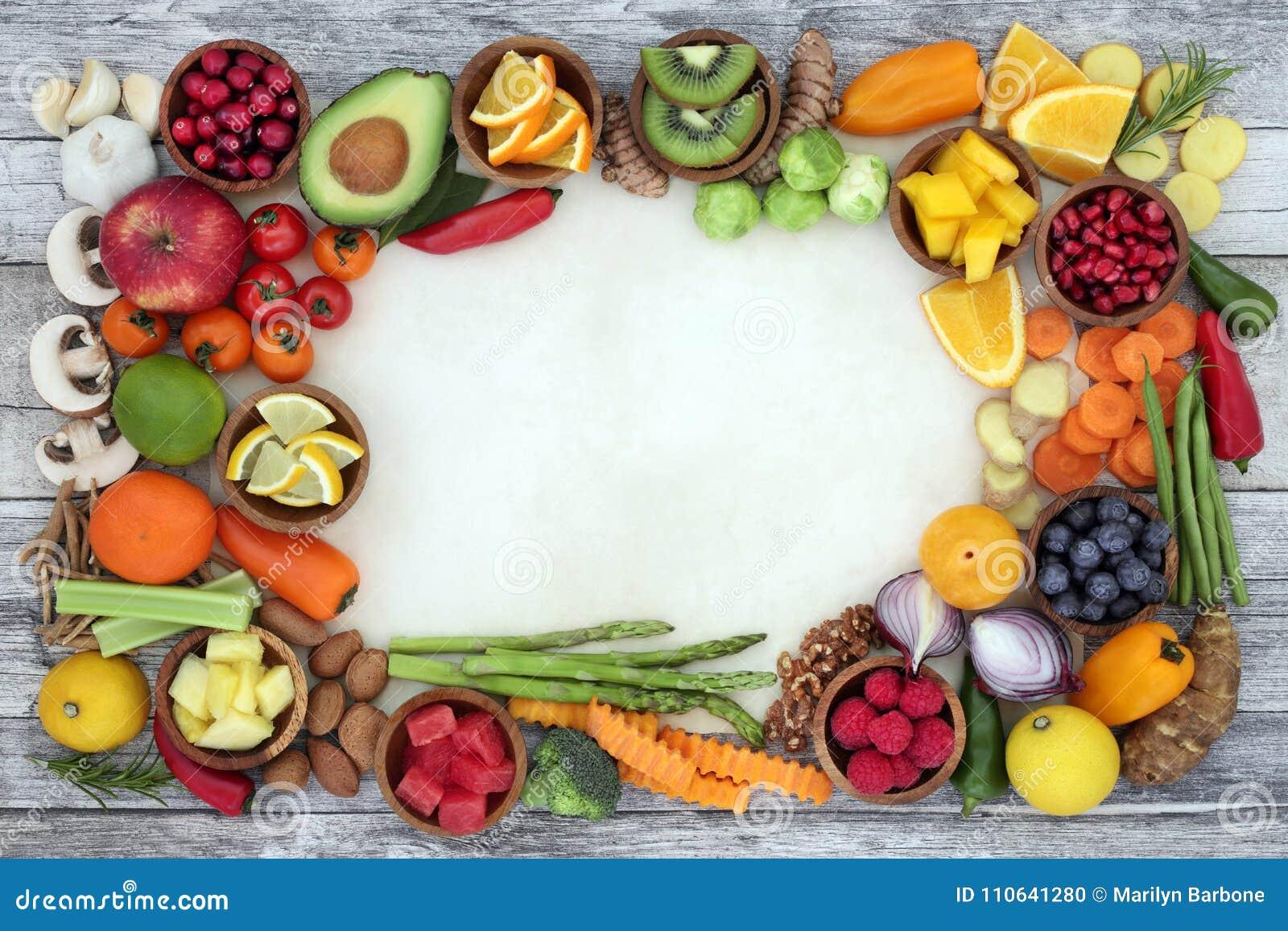 Jedzeń zdrowie na dobre