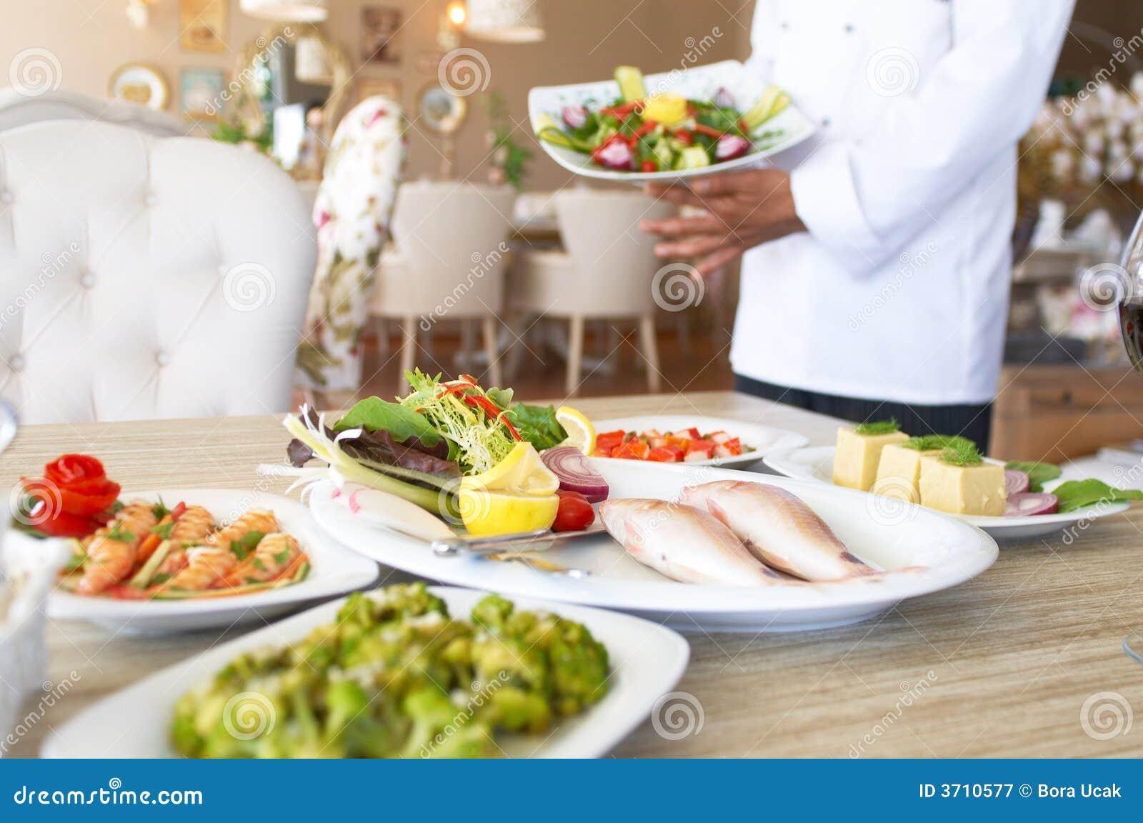 Jedzenie morza