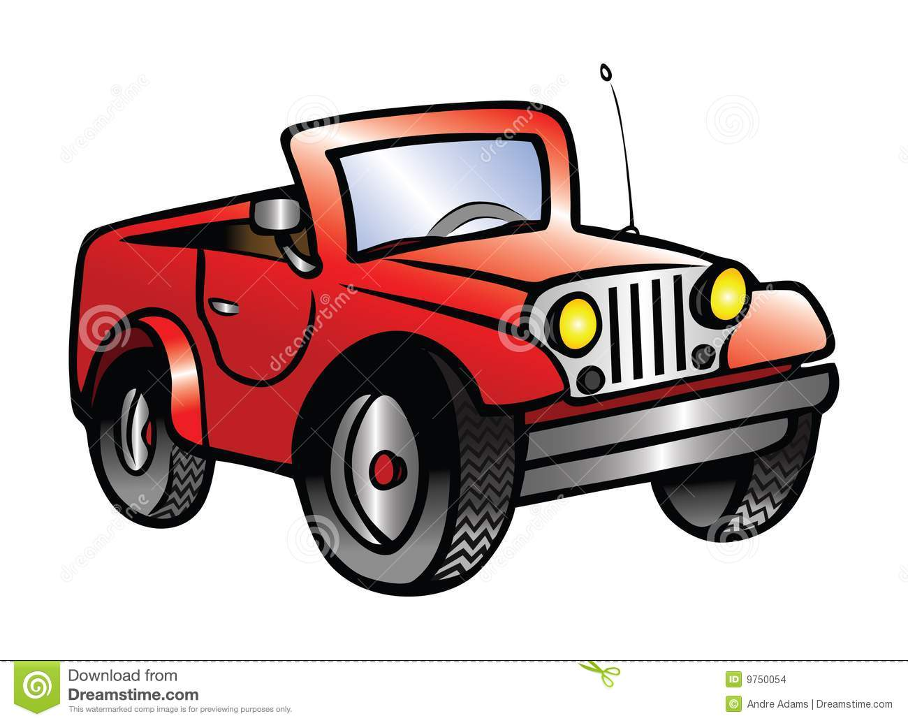 Jeep Stock Images Image 9750054
