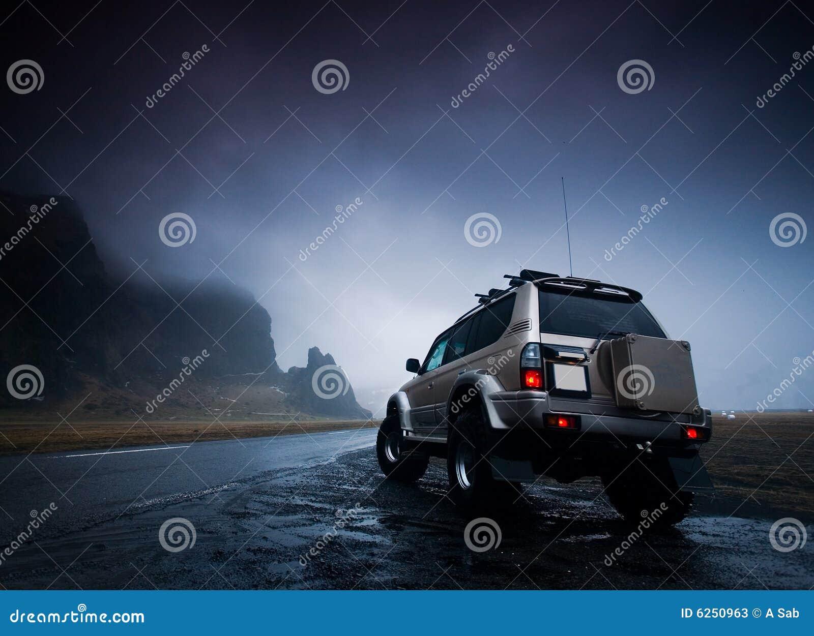 Jeep de la aventura