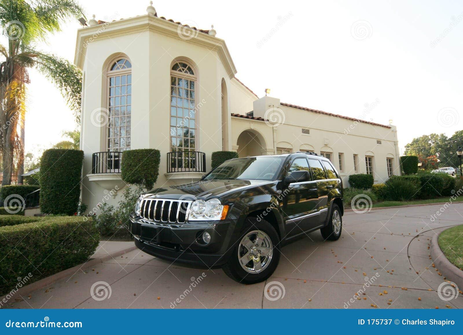 Jeep de luxe